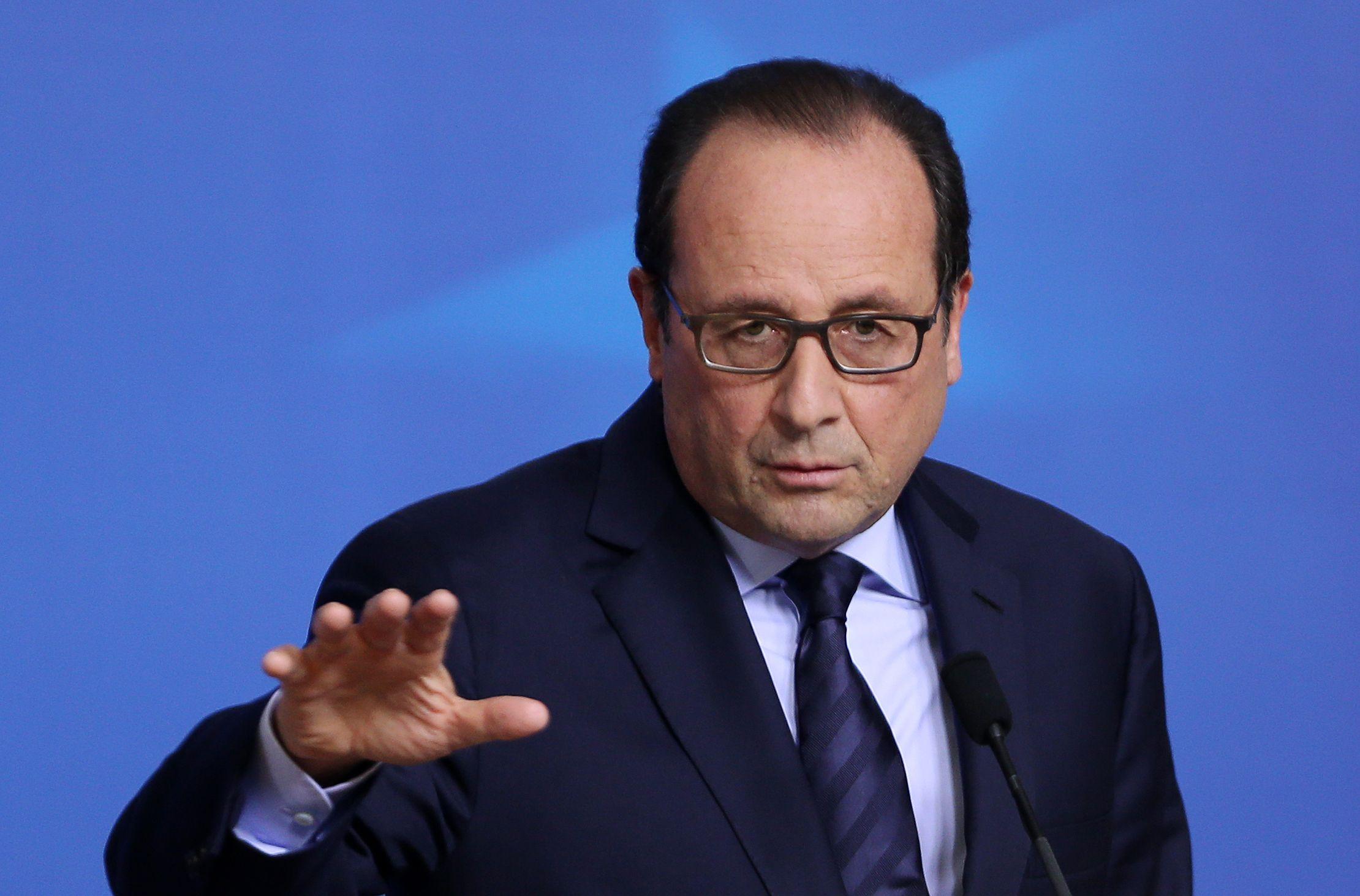François Hollande va toucher plus de 35.000 euros de retraite par mois.