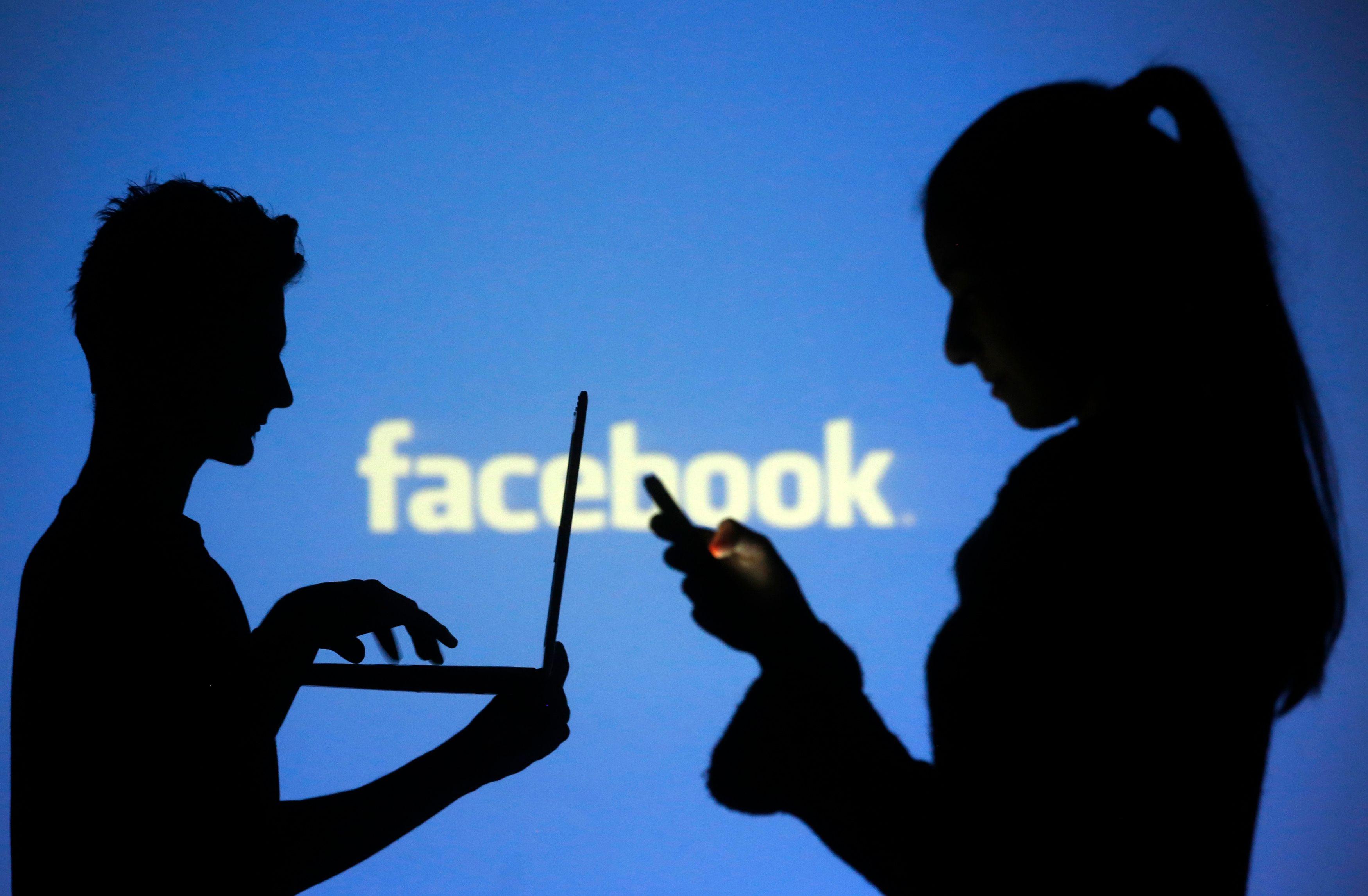 Facebook rend malheureux et jaloux
