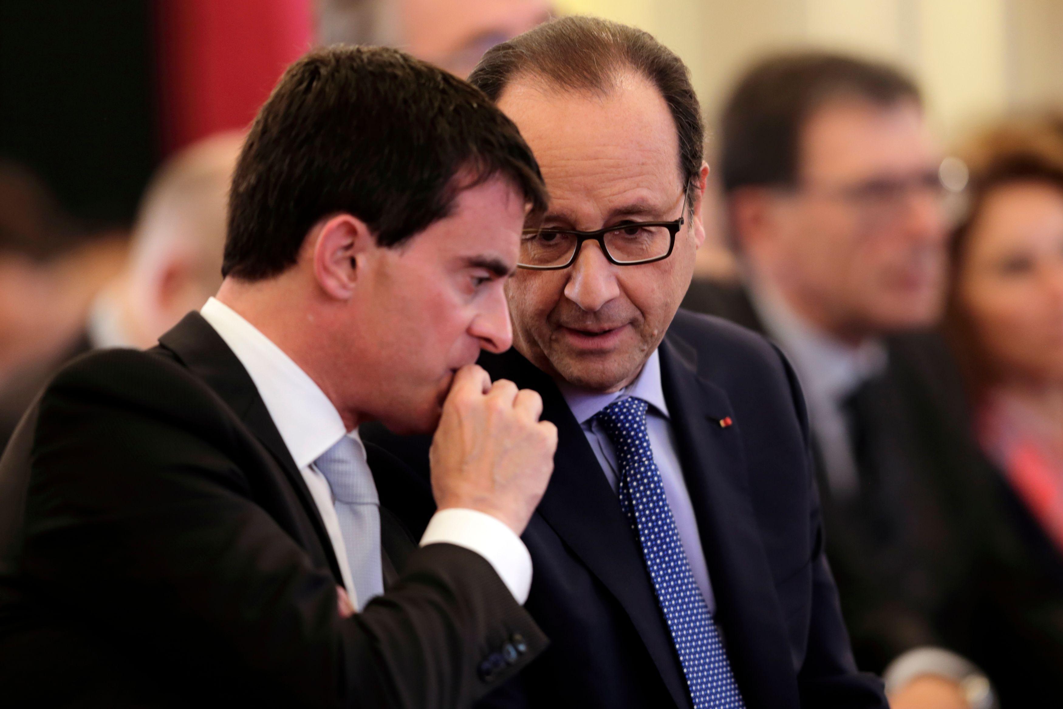 Hollande/Valls : le résumé de toutes les annonces sur le terrorisme