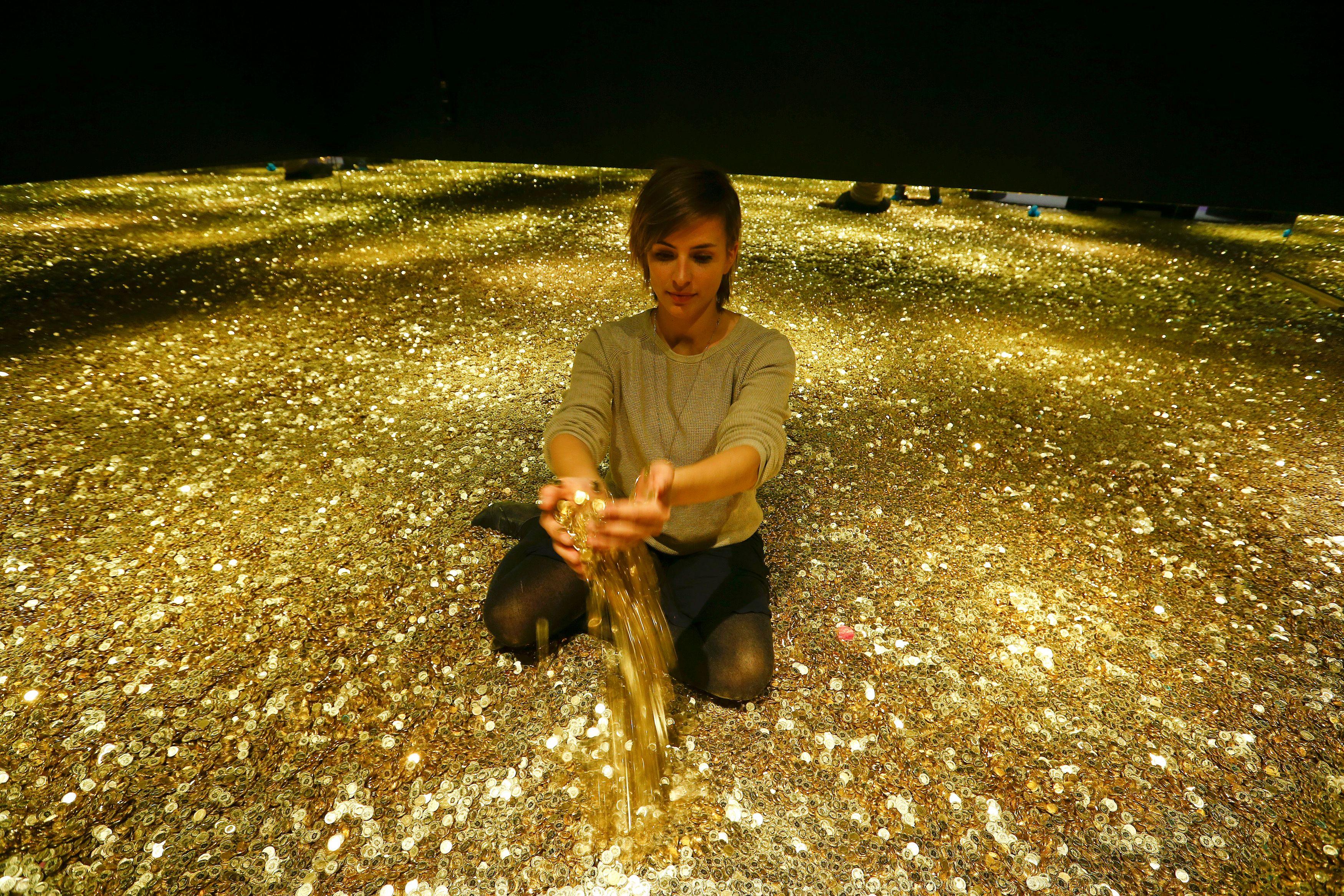 De véritables trésors sont trop biens cachés en Suisse.