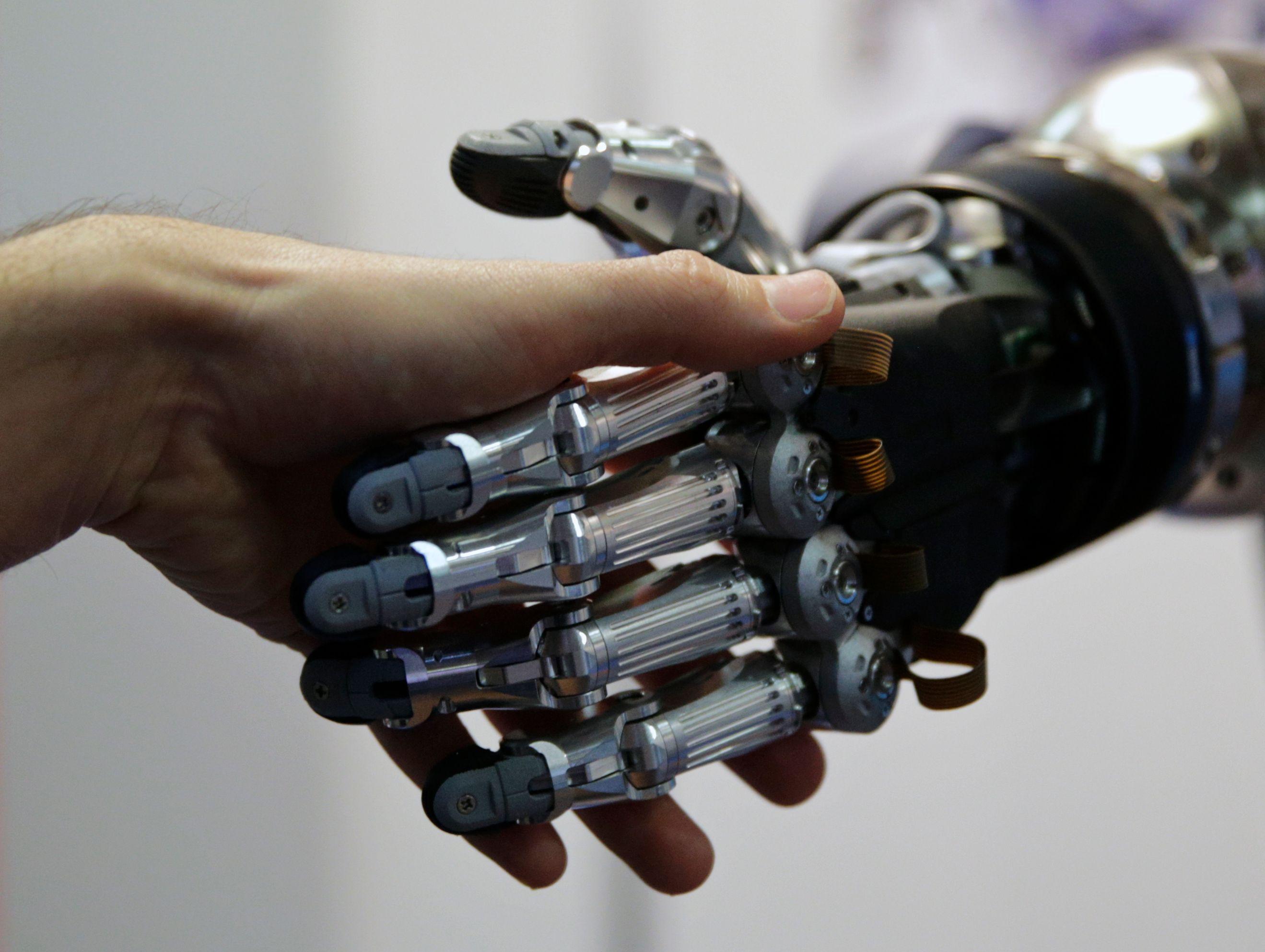 Le transhumanisme a fait de plus en plus d'émules en 2015.
