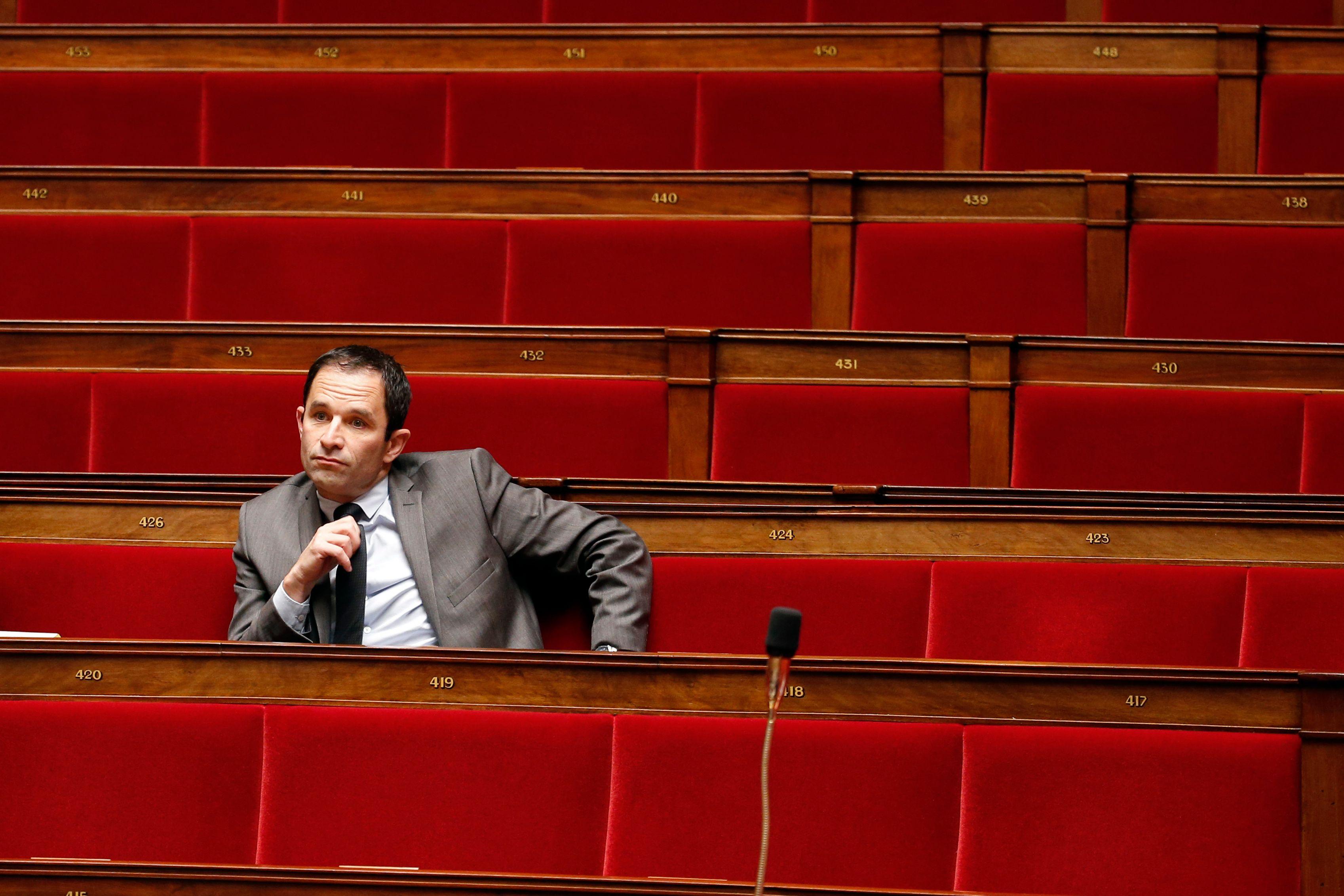 """""""Une ambition intime"""" : Benoît Hamon a refusé de participer à l'émission de Karine Le Marchand"""