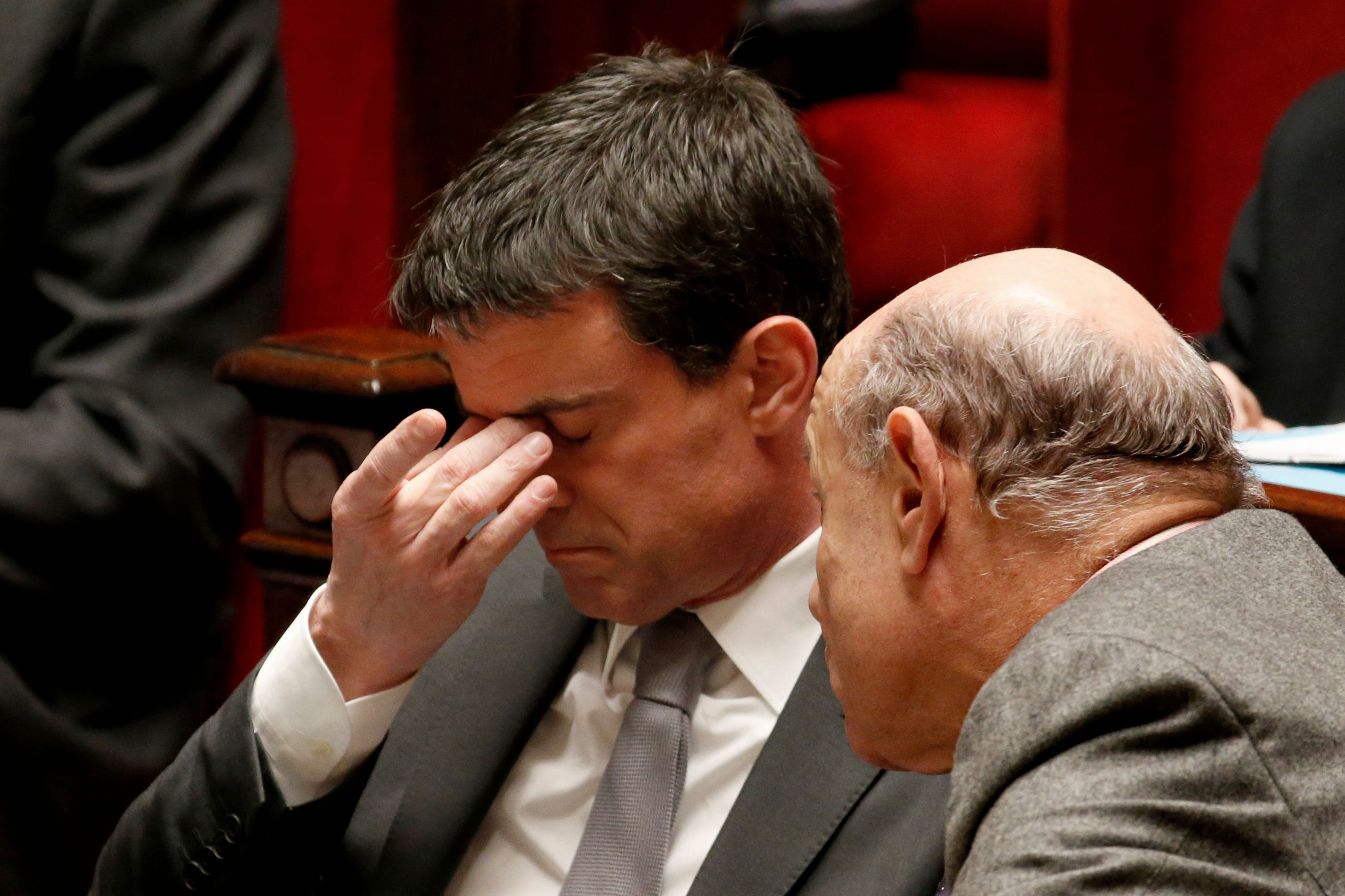 """Manuel Valls a été élu """"homme de l'année"""" par El Mundo"""