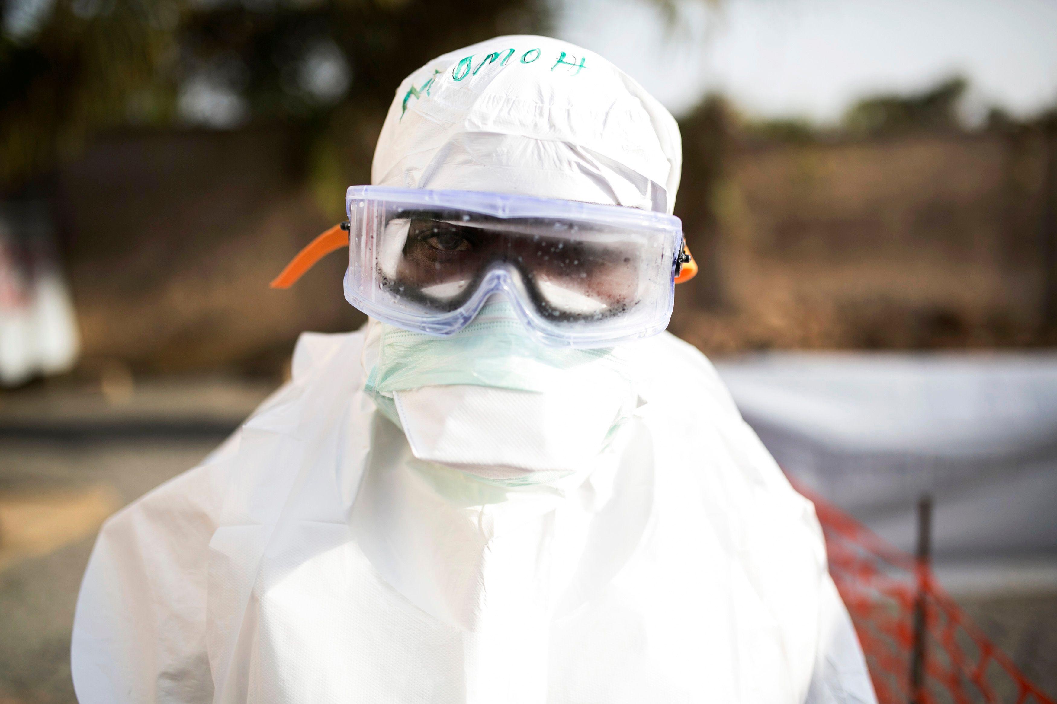Nouveau cas d'Ebola confirmé au Liberia