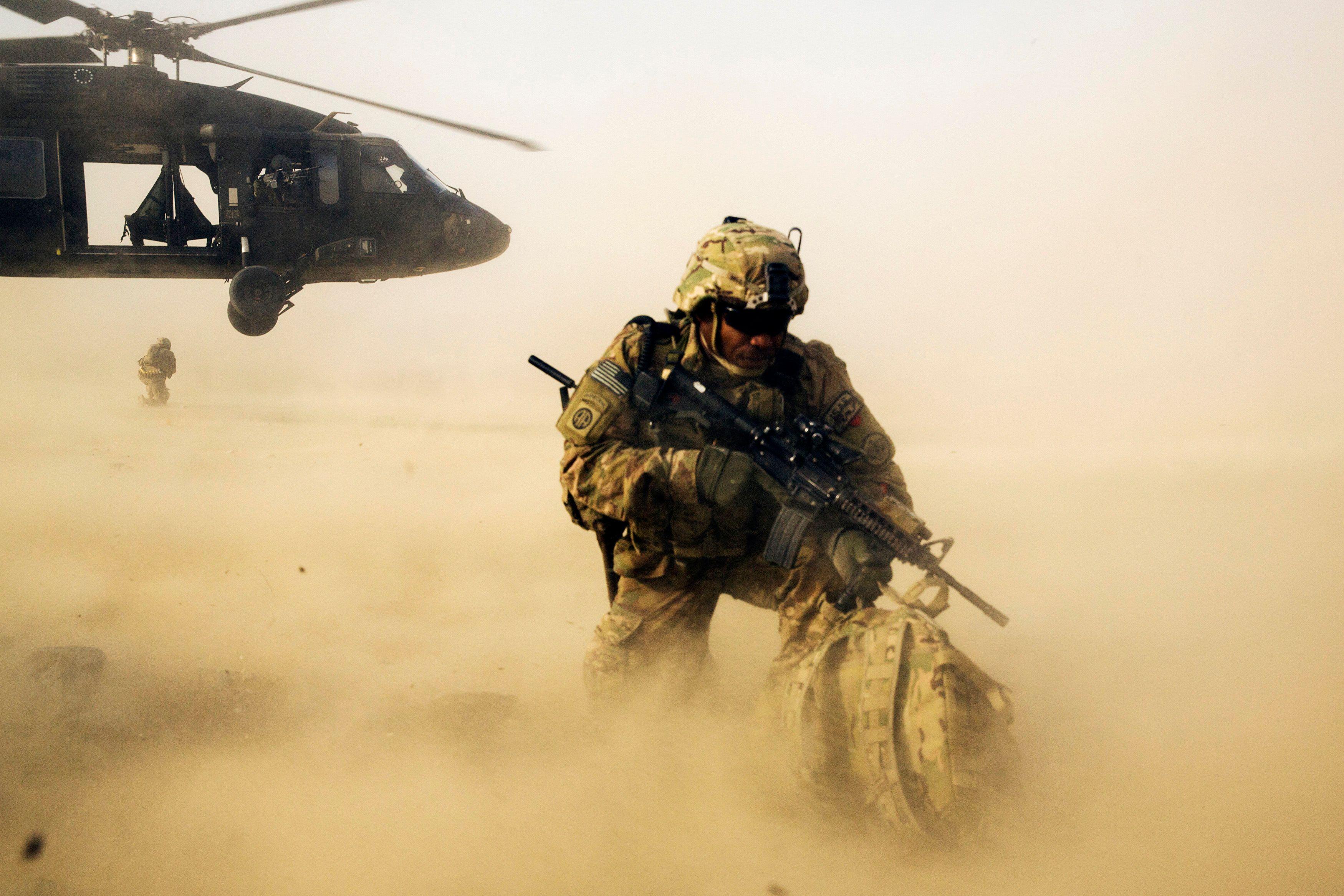 Bouleversement des alliances et changement de stratégie ; est-on à la veille d'une nouvelle guerre d'Afghanistan ?
