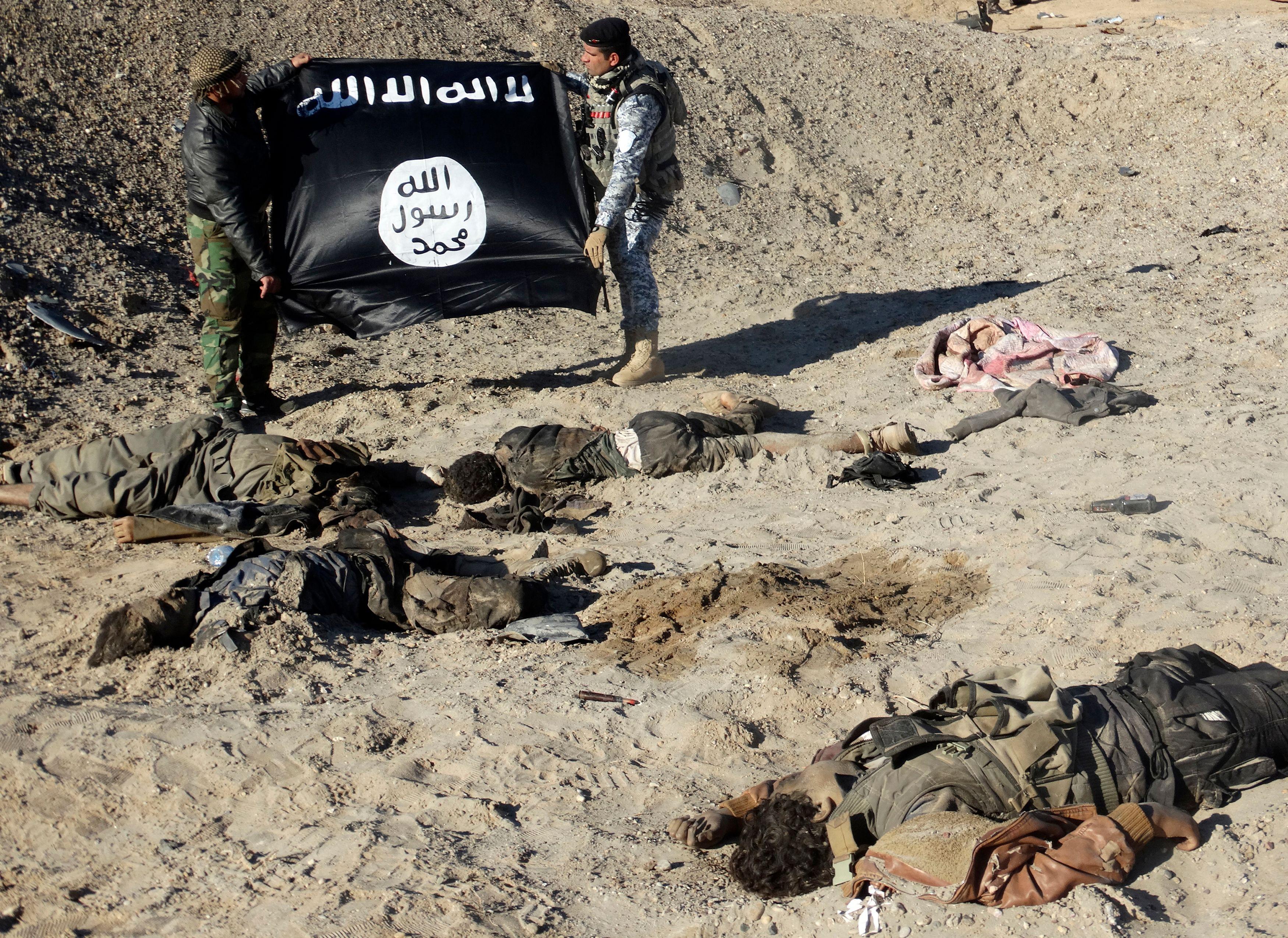 Des djihadistes francophones repérés parmi les troupes de Daech en Afghanistan