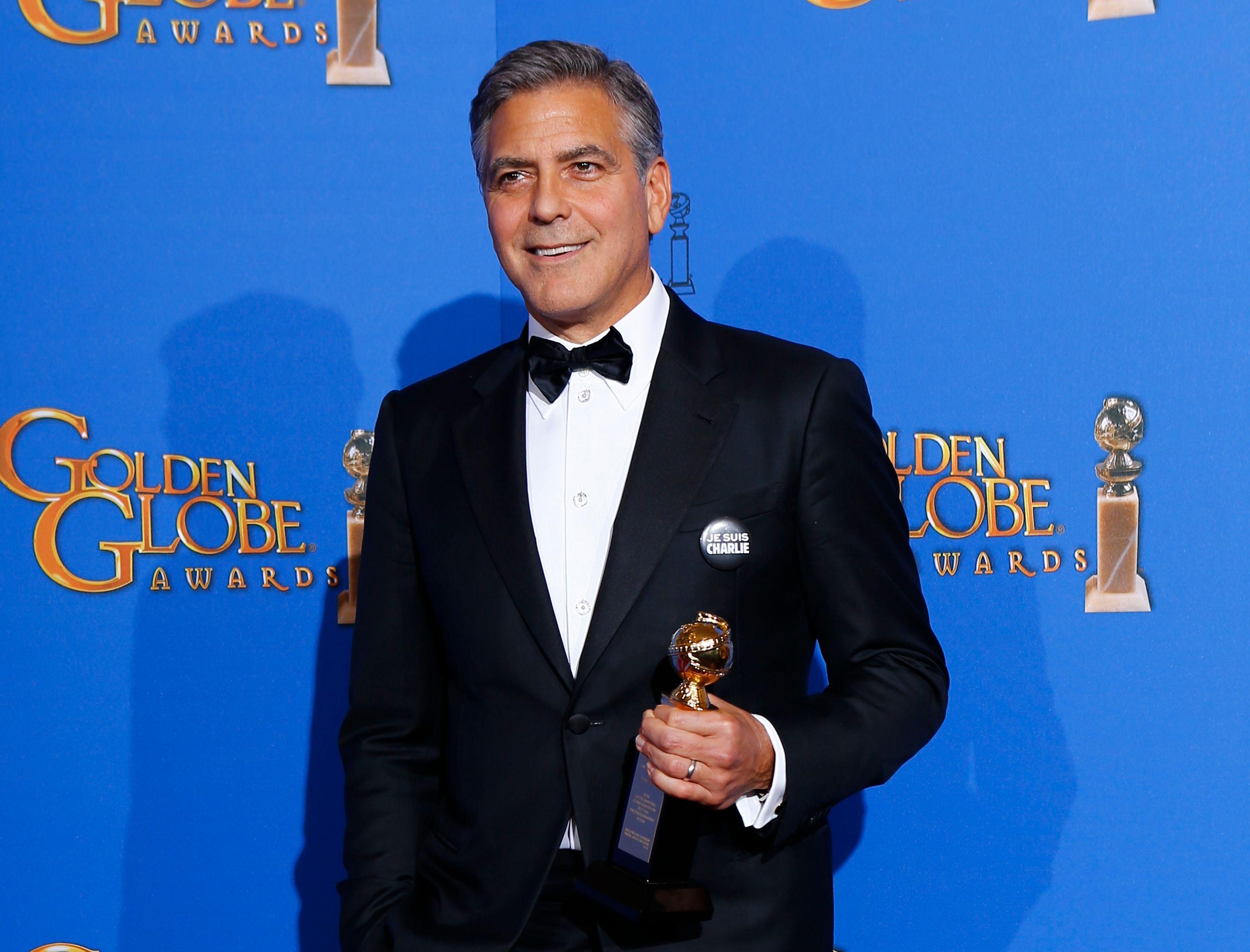 Quand une blague de George Clooney entraîne l'arrestation de Brad Pitt
