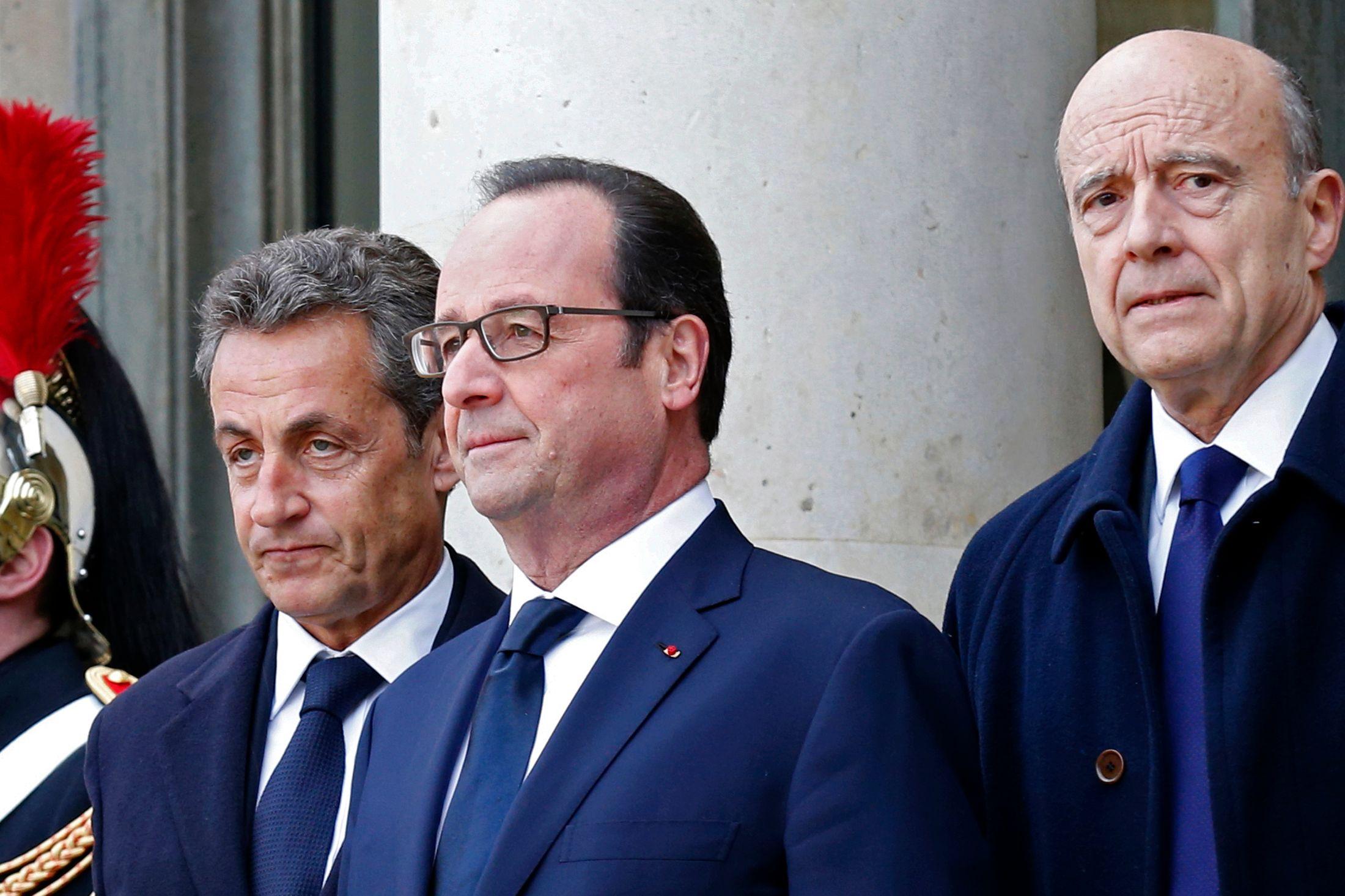 Popularité : Hollande poursuit sa chute, Juppé grimpe