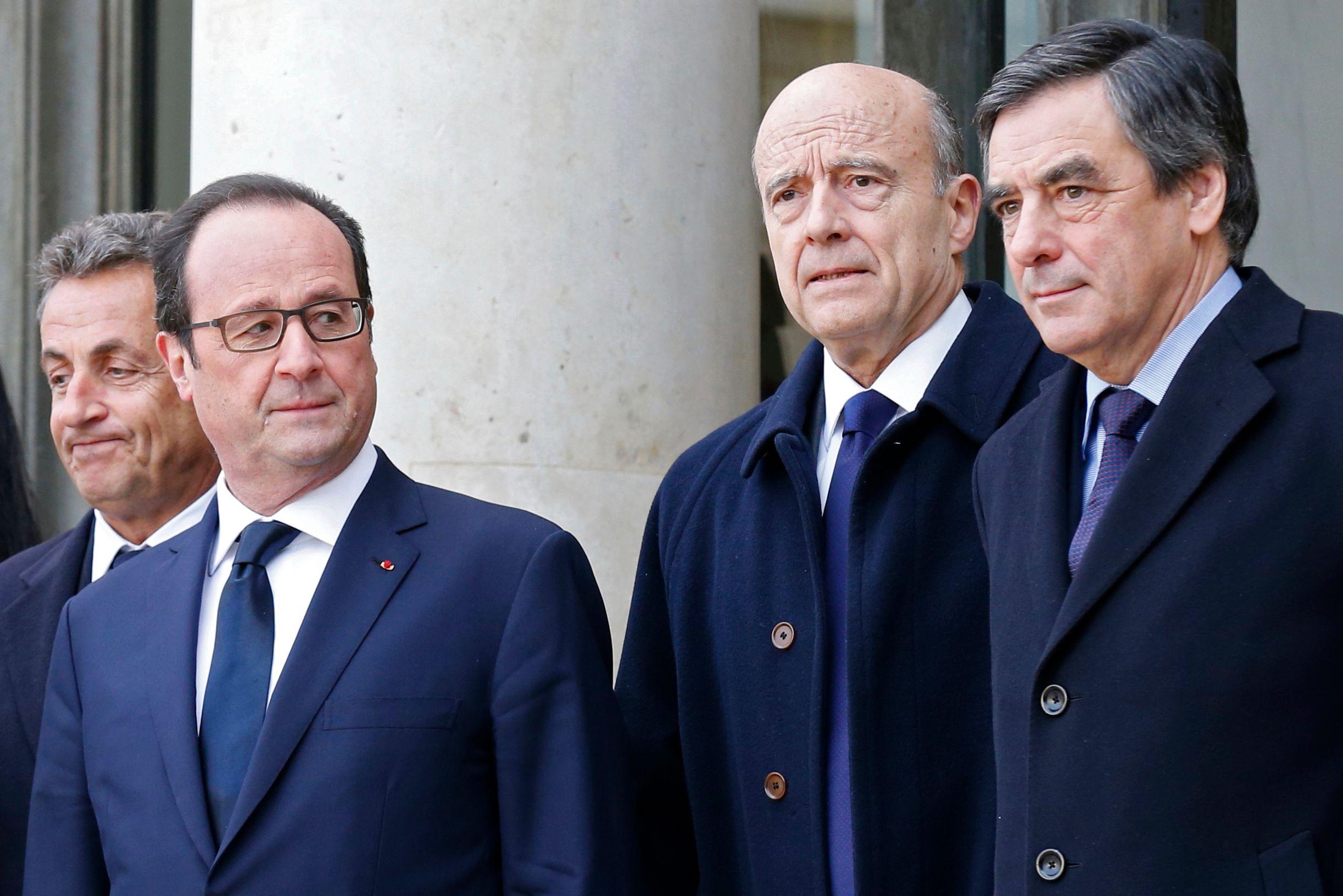Vous avez aimé Wagram 1, le discours de Hollande contre Sarkozy? Vous allez adorer Wagram 2, celui contre Juppé