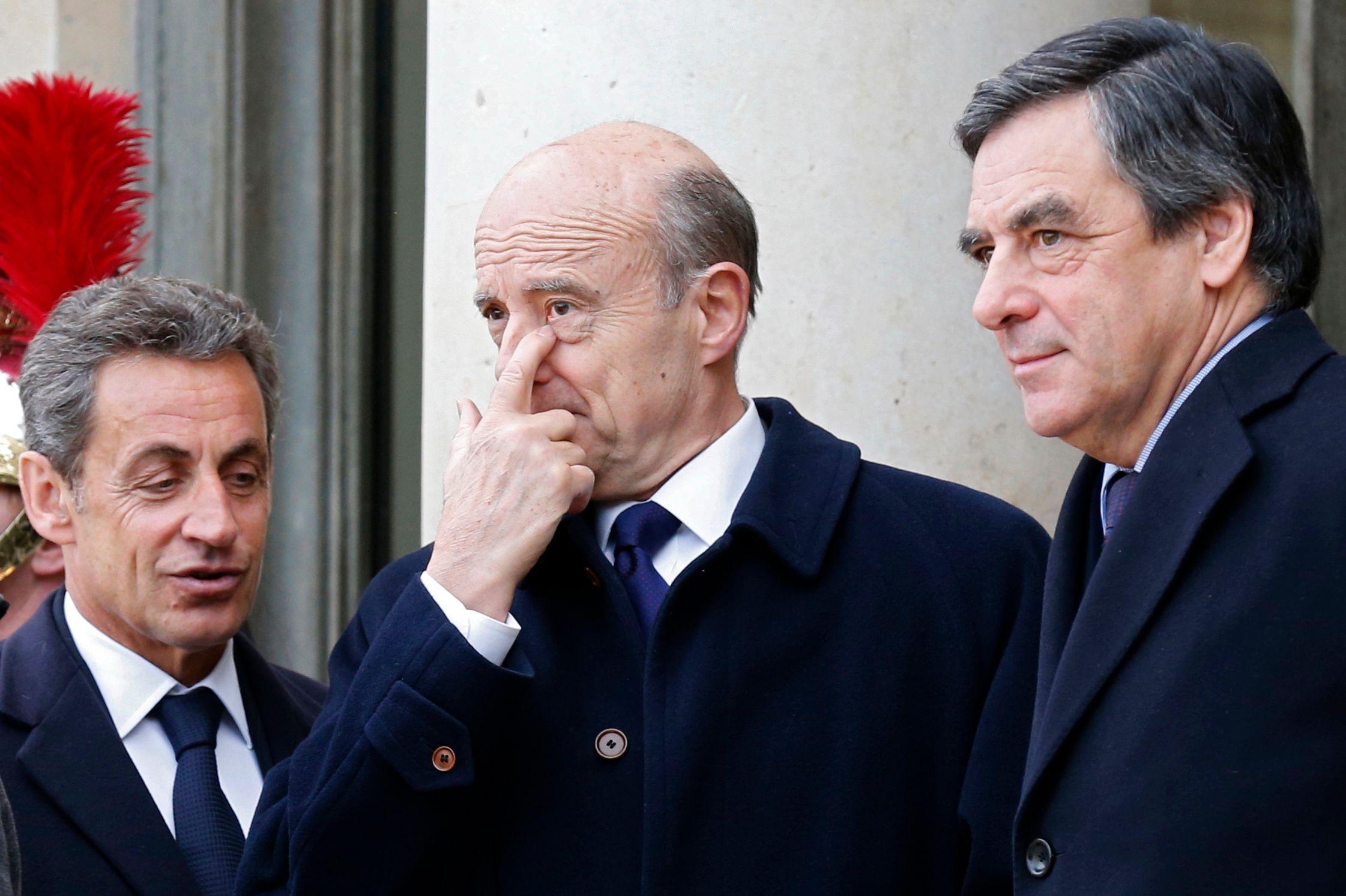 Nicolas Sarkozy et Alain Juppé ont déjeuné ensemble ce jeudi