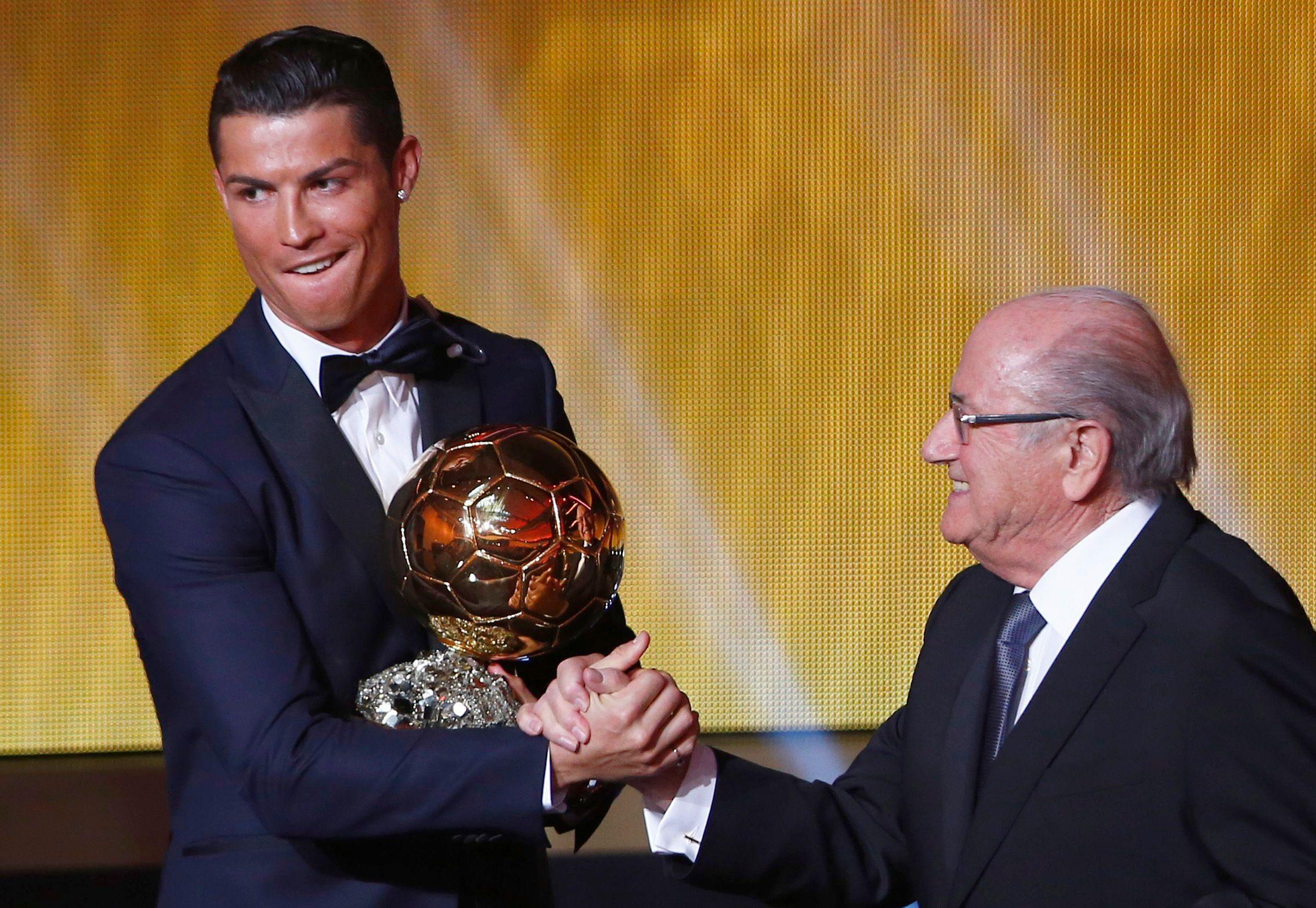 Cristiano Ronaldo bientôt au cinéma dans un film de Martin Scorsese