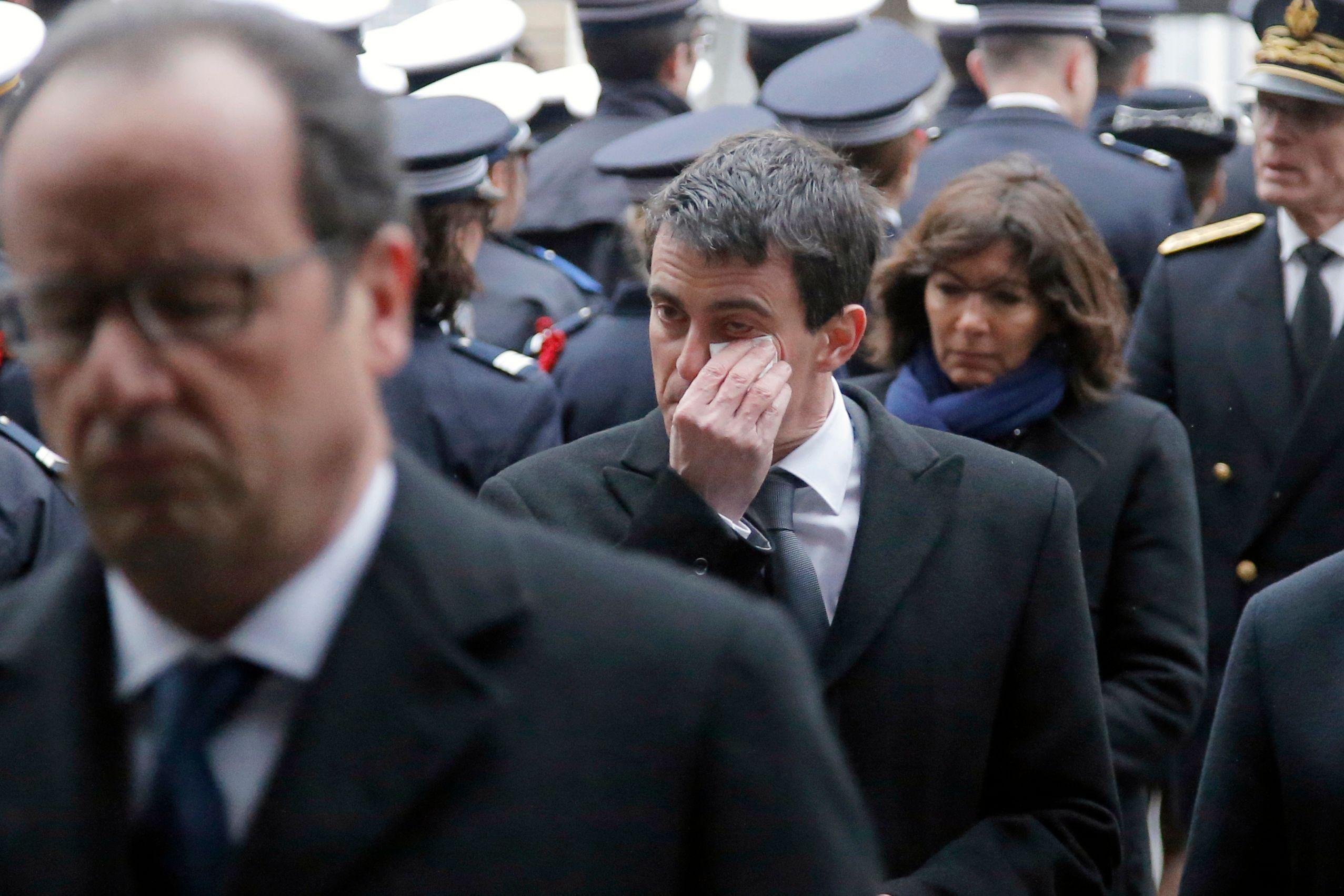 François Hollande et Manuel Valls en opposition sur le vote des musulmans