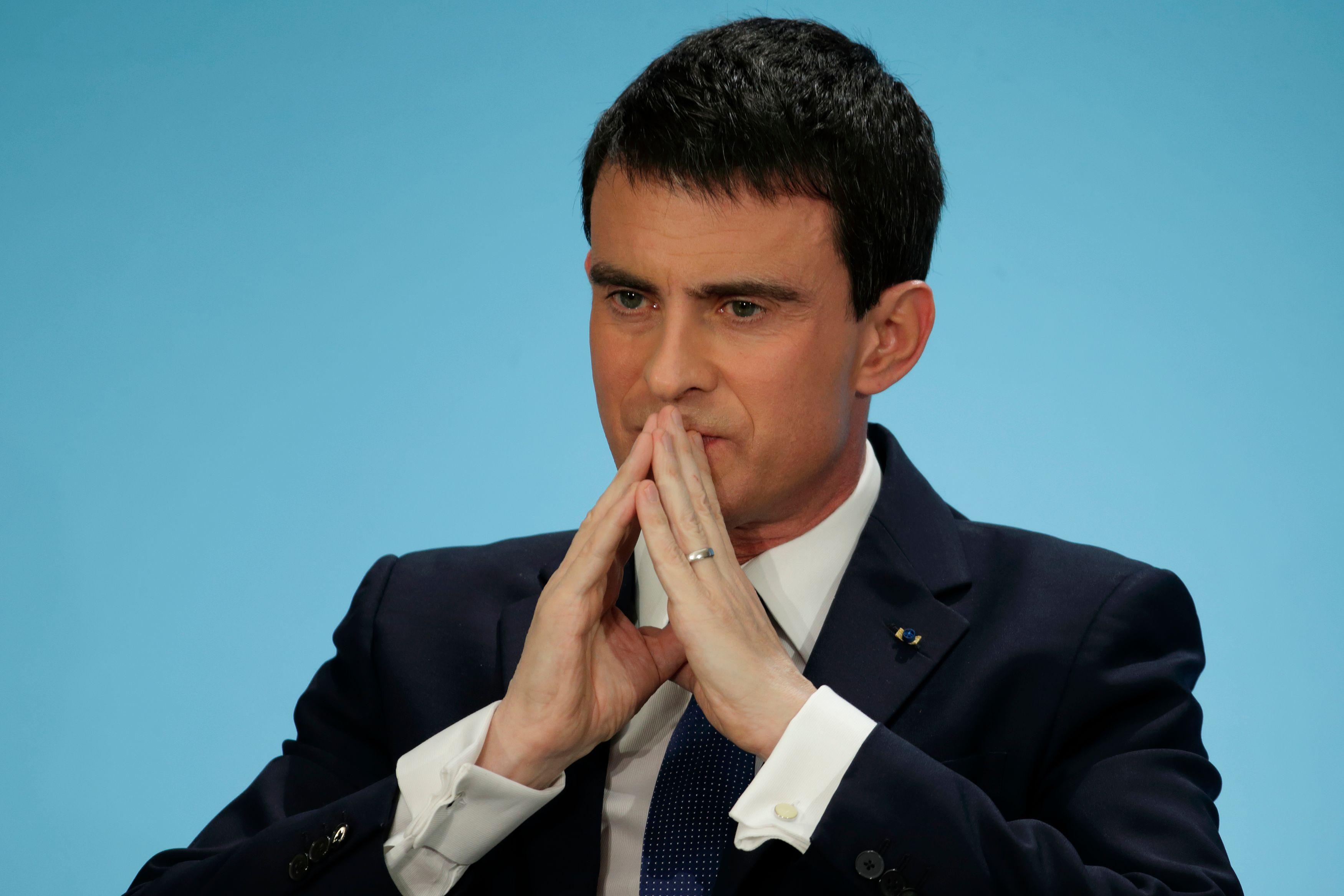 """Manuel Valls à des lycéens : """"habituez-vous à vivre avec le terrorisme"""""""