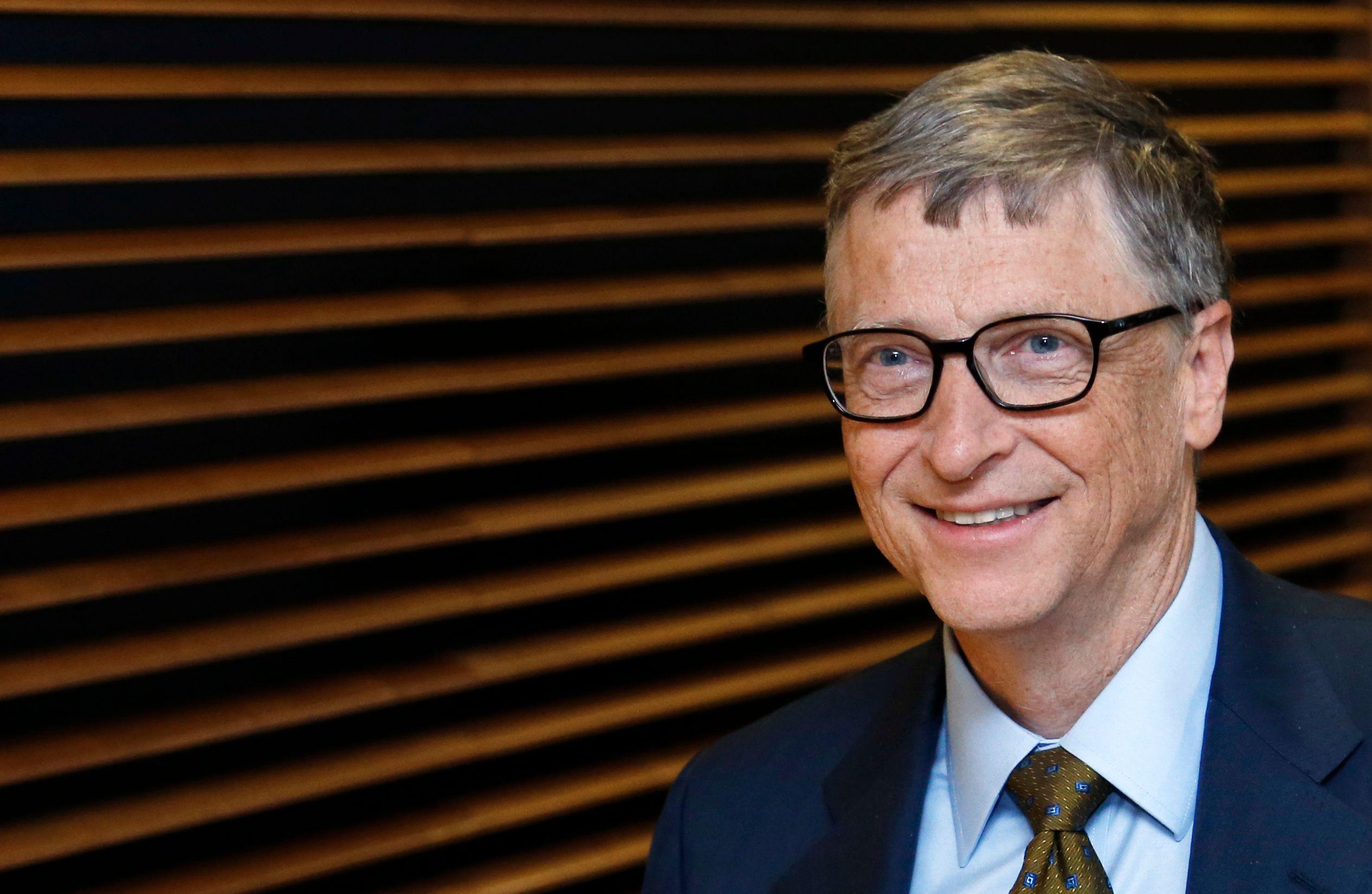 Pour la 22ème année consécutive, Bill Gates reste l'homme le plus riche des Etats-Unis