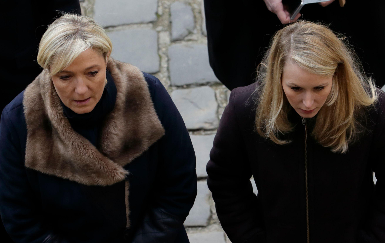 Marine Le Pen met son veto à une participation de Marion Maréchal à l'Emission politique