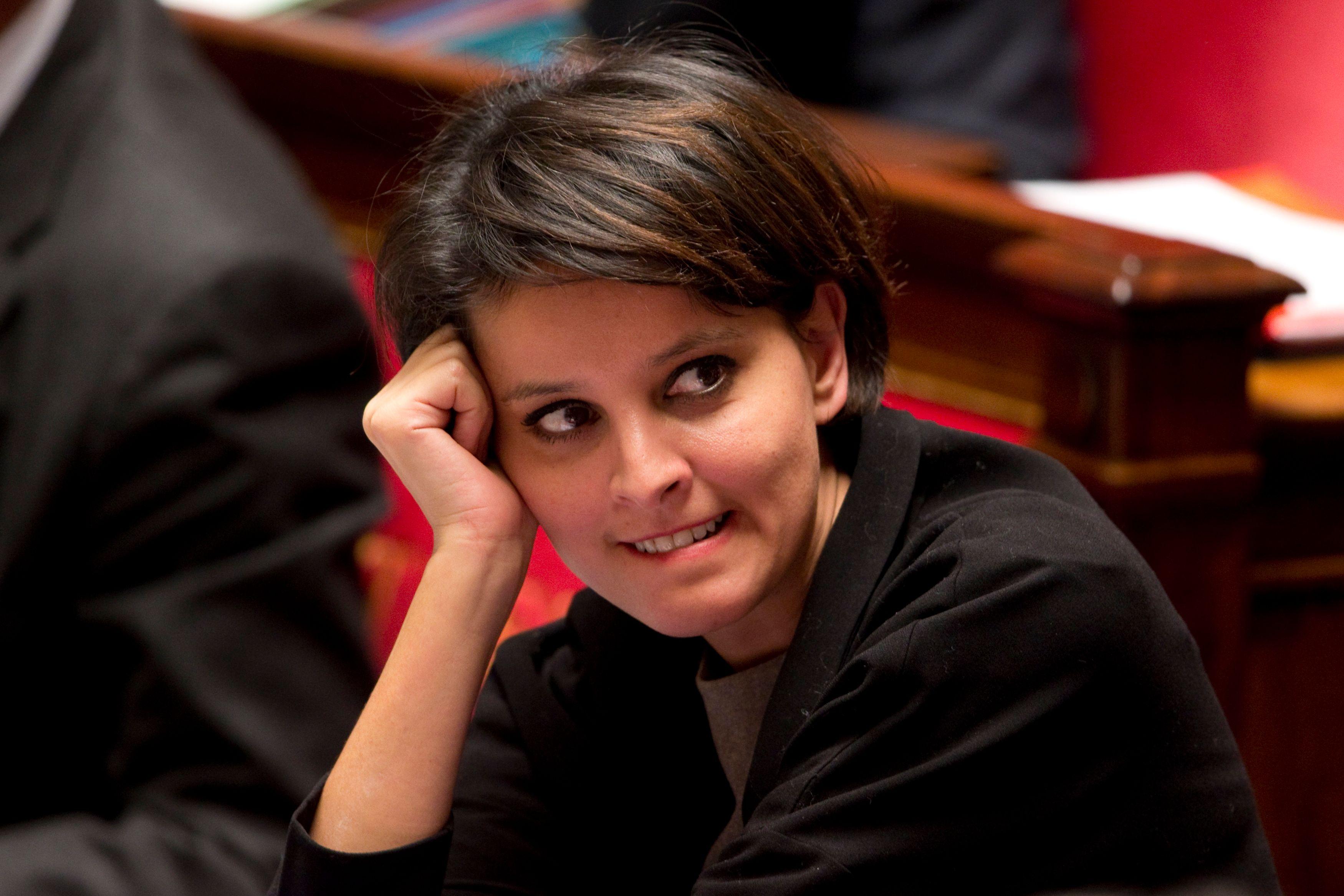 Pour Najat Vallaud-Belkacem, ministre de l'Éducation Nationale, il semblerait que l'Éducation Nationale n'ait pas été informée de cette condamnation.