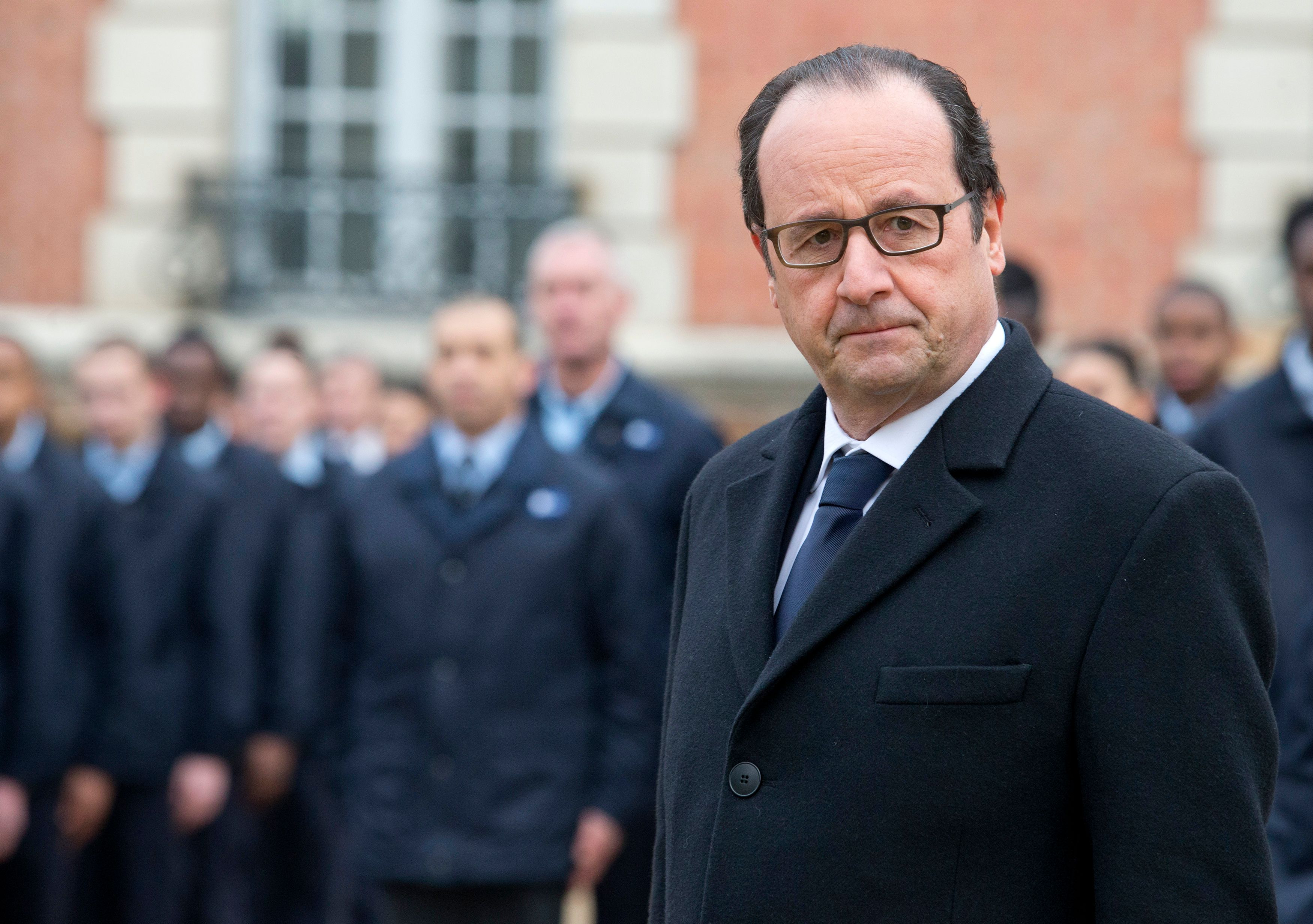 """François Hollande évoque """"le chemin parcouru"""" et estime avoir été """"fidèle à ses engagements"""" du Bourget"""
