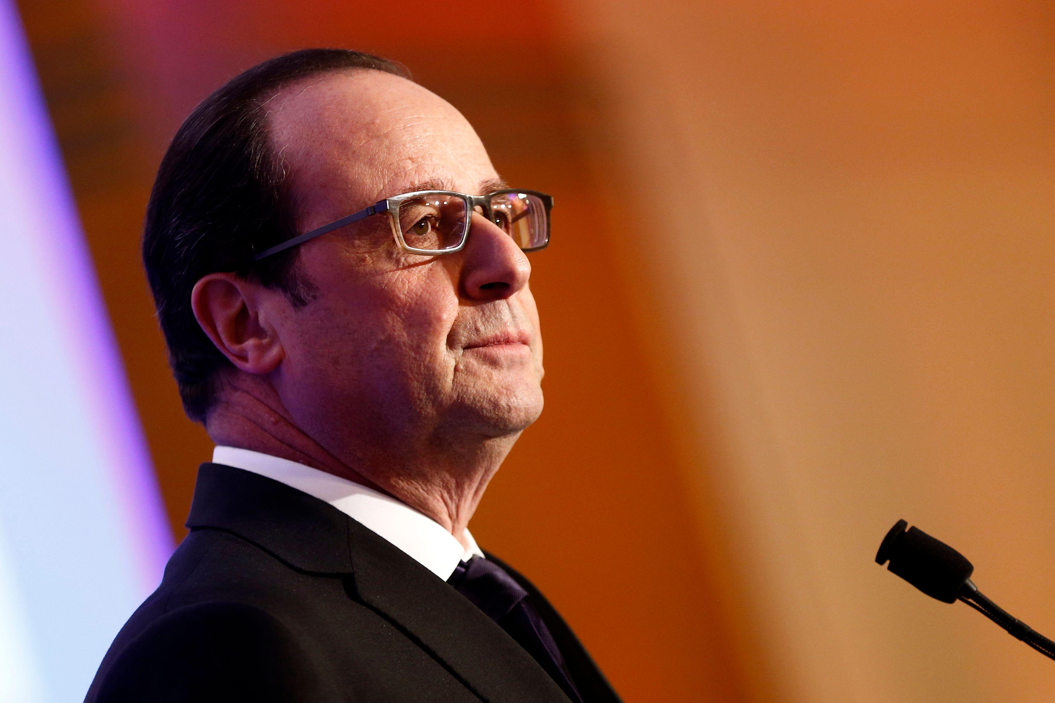 François Hollande assisatait ce jeudi au sommet européen extraordinaire sur les migrants en Méditerranée.