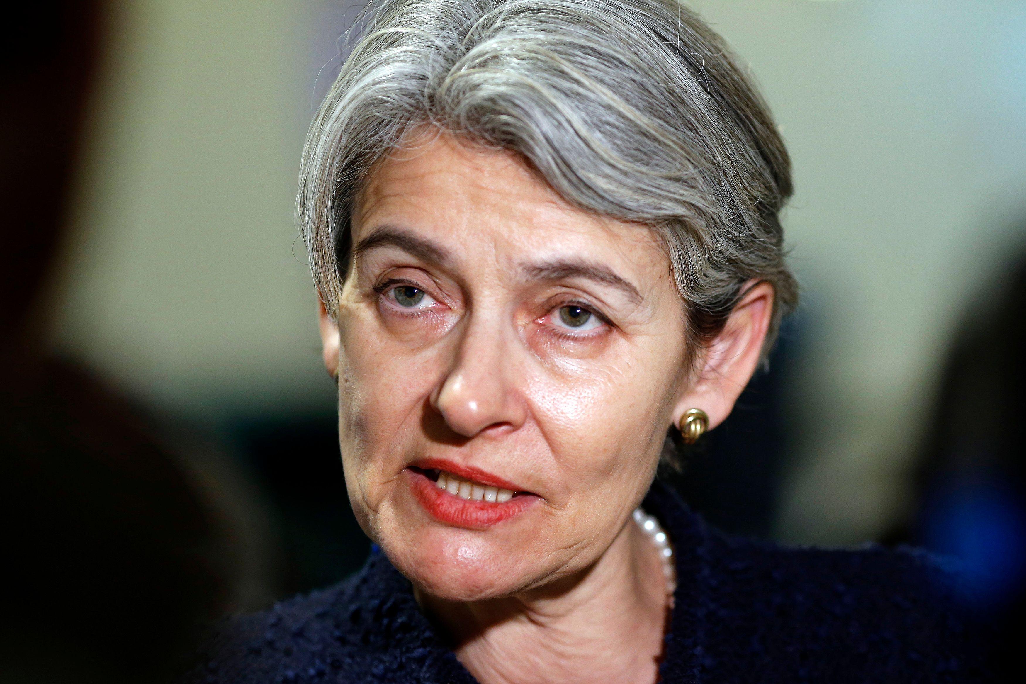 """Irina Bokova : """"Ma priorité si je suis élue à la tête des Nations Unies serait de réformer chacun des organismes de l'organisation afin d'être à la hauteur des lourdes exigences du monde actuel"""""""