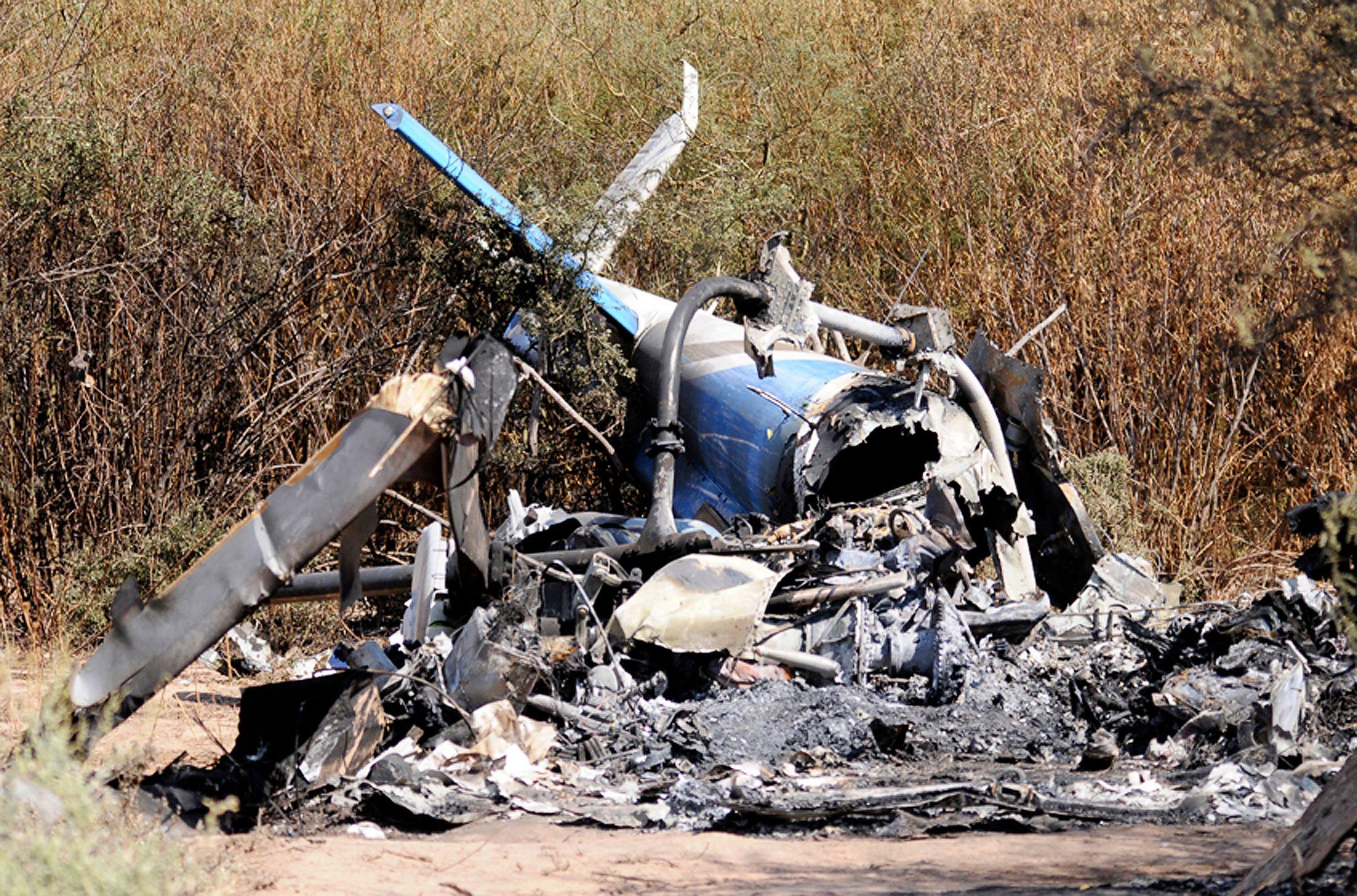 Le crash a fait 10 morts