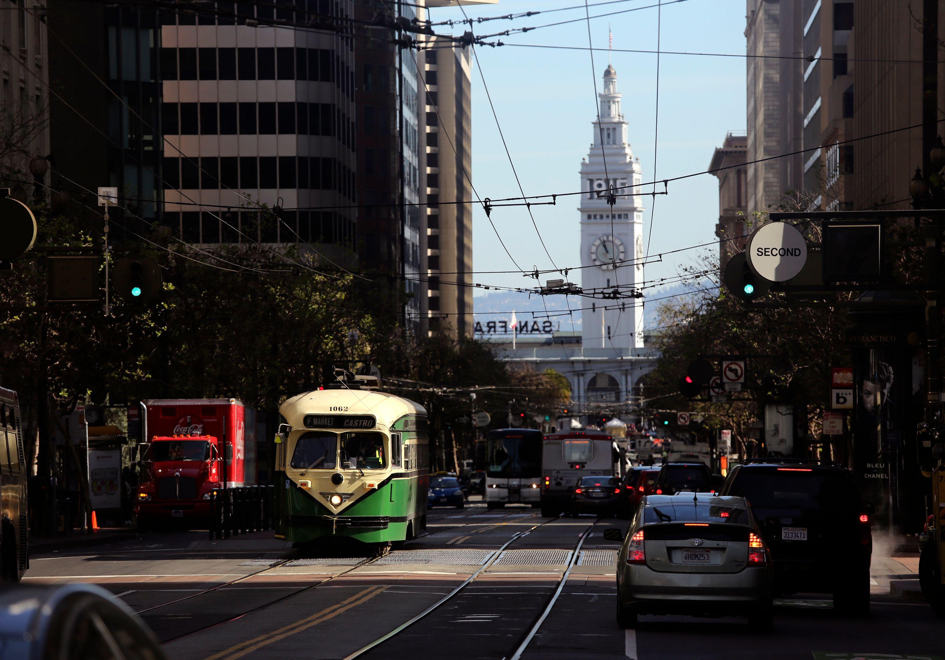 San Francisco : une fusillade fait plusieurs morts et des blessés