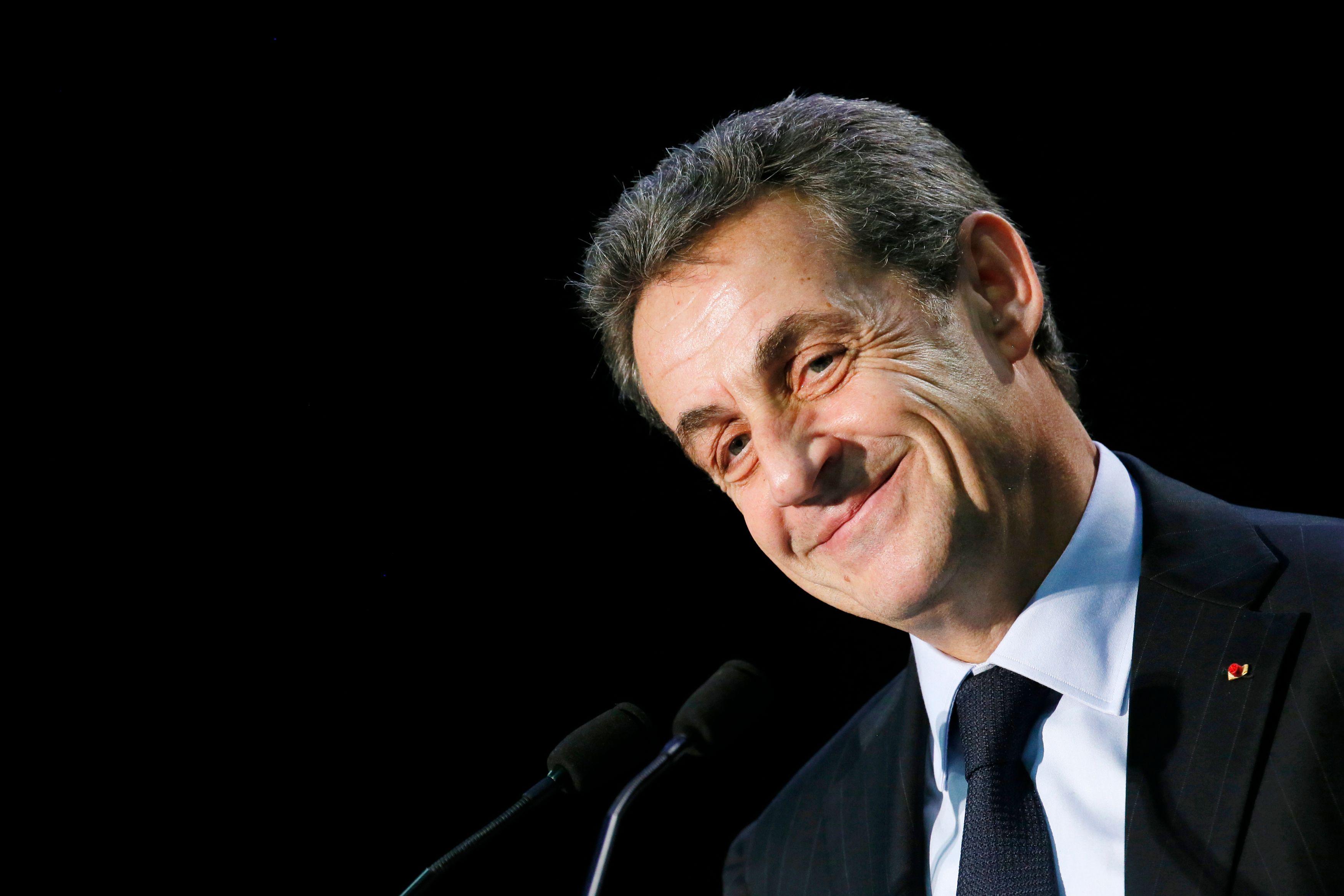 """Pour Nicolas Sarkozy, """"Les Républicains"""" c'est """"un combat, un projet et une vision de l'avenir de la France"""""""