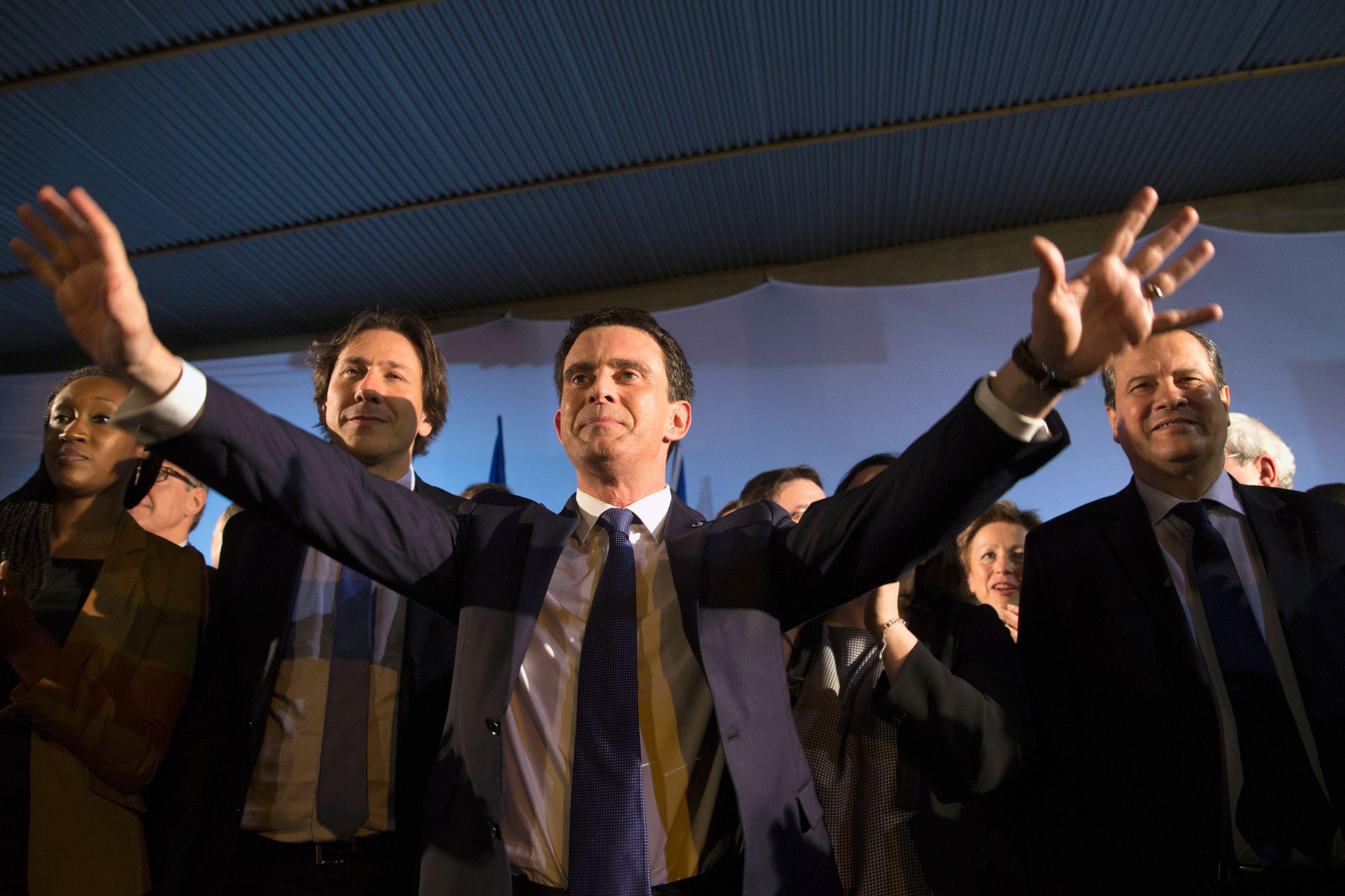 Dans le paysage politique français actuel, il existe une reserve de voix allant de François Hollande à la gauche de la gauche.