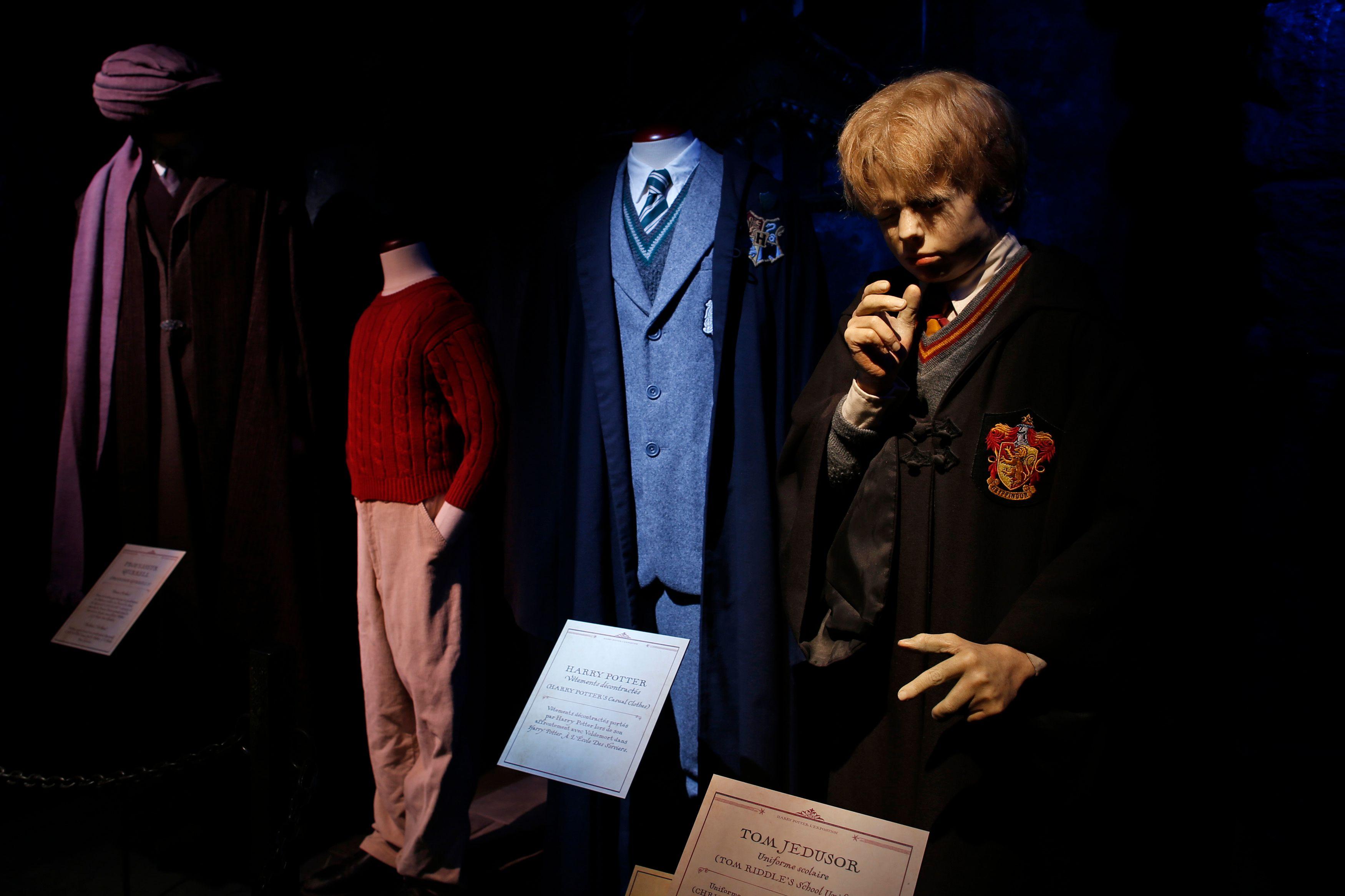 L'exposition Harry Potter a reçu un demi million de visiteurs en 5 mois à Paris