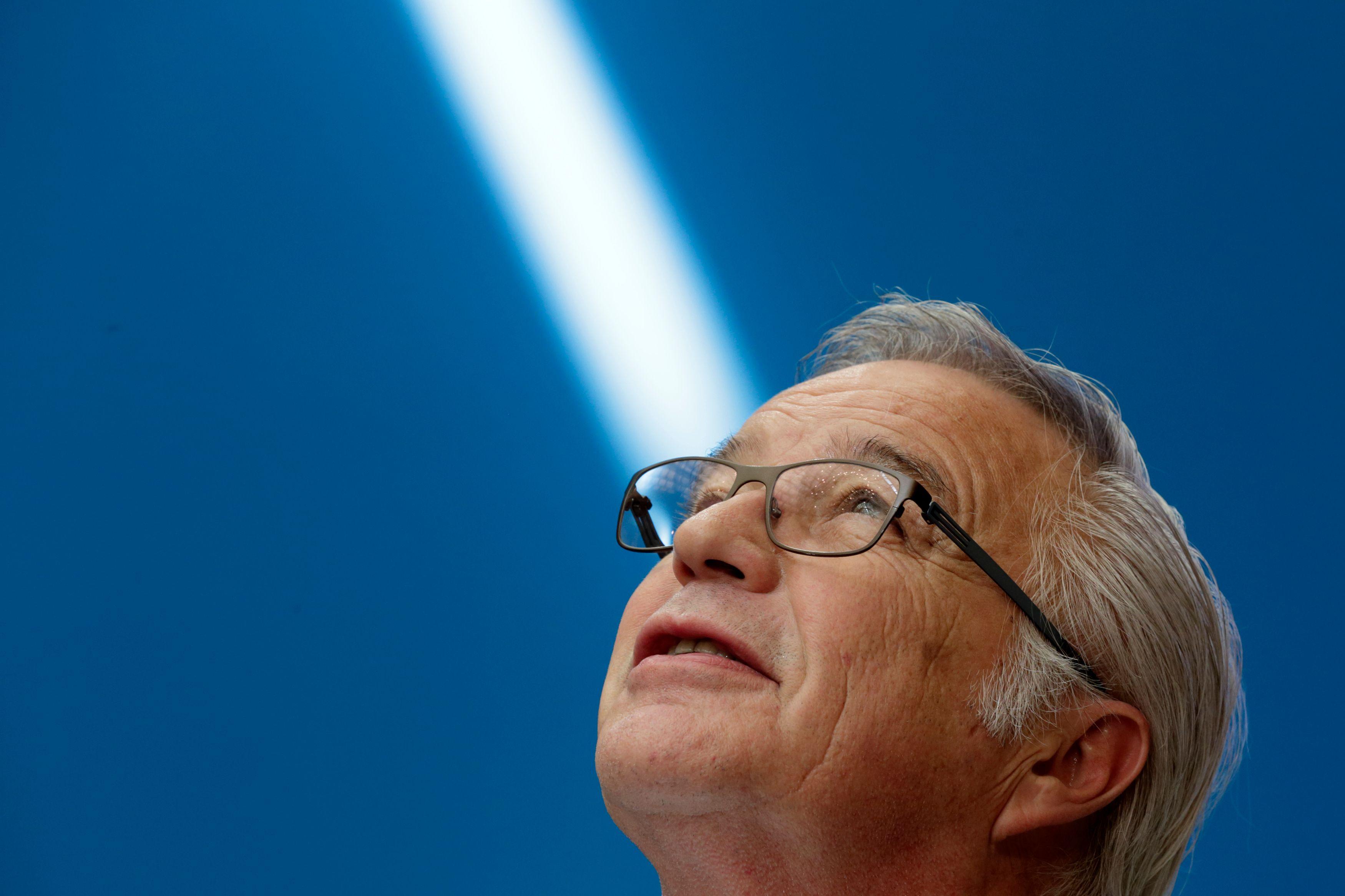 Le ministre du Travail François Rebsamen.