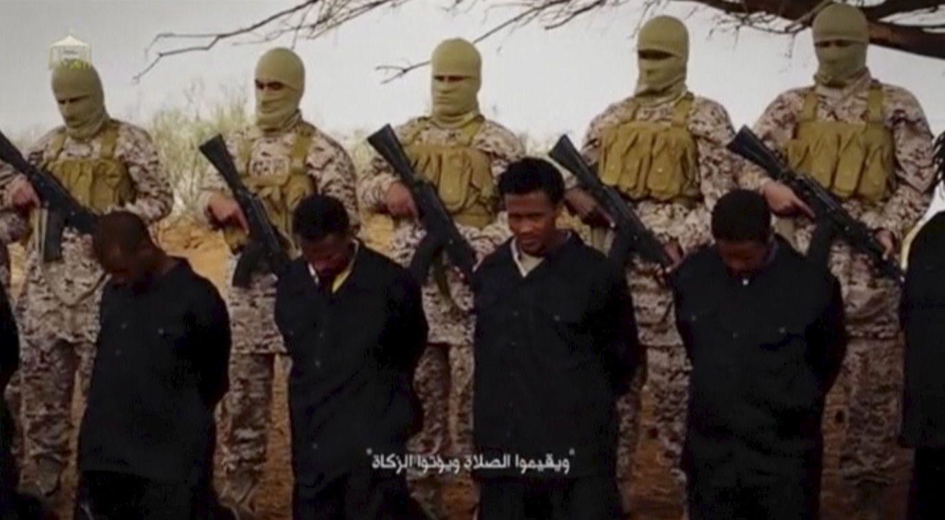 Le déclenchement d'interventions aériennes n'ont stoppé l'avancée des troupes djihadistes qu'un temps.