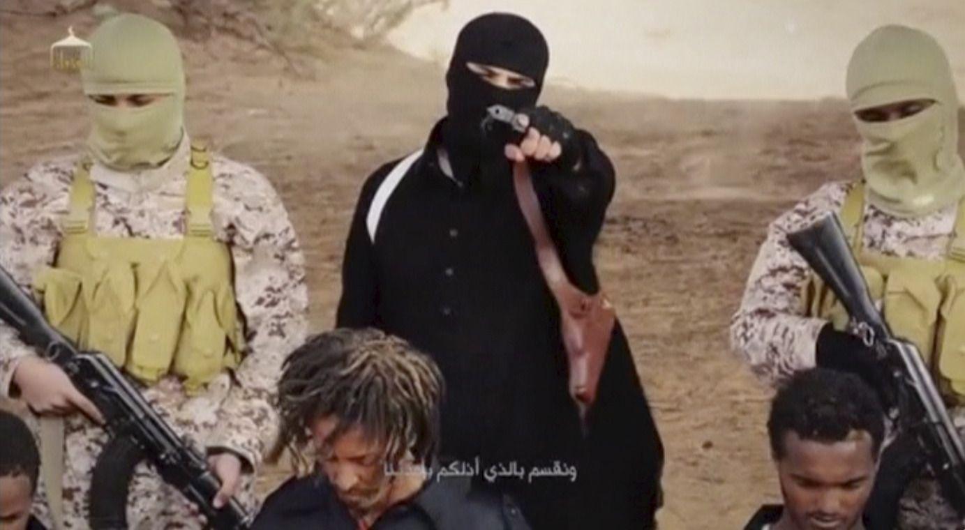 L'Etat islamique a pour habitude de diffuser des vidéos de ses exécutions.