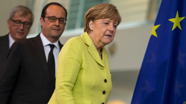 """""""Nous devons mettre en œuvre un système unifié de droit d'asile"""" estime le chef de l'Etat."""