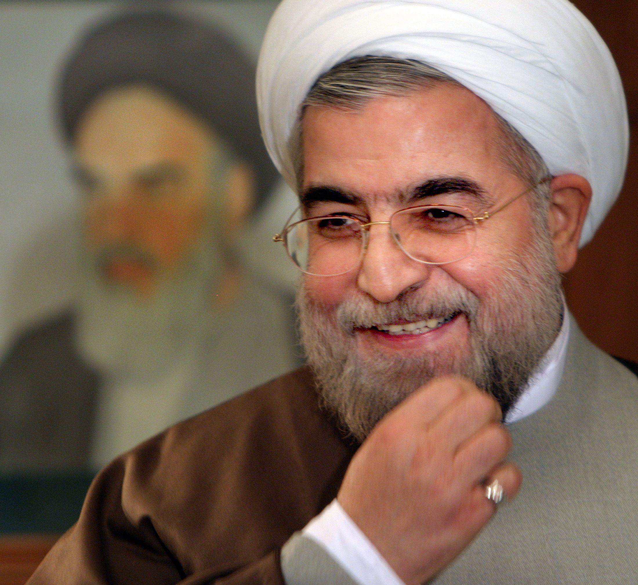 Hassan Rohani a été élu samedi dès le premier tour avec 50,68% des voix.
