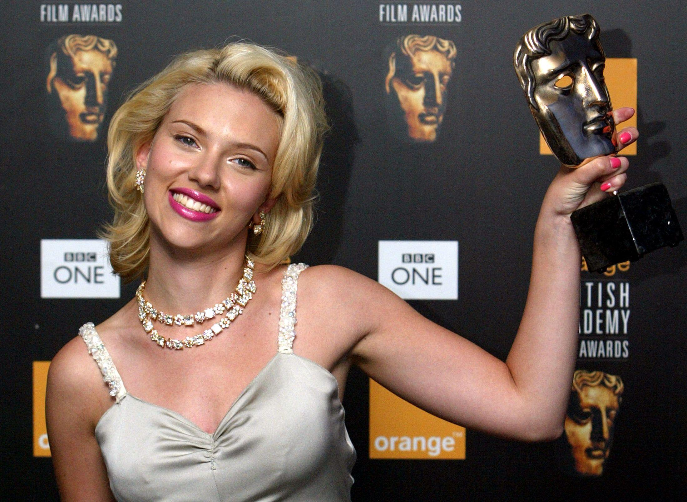 Scarlett Johansson a accouché d'une petite Rose