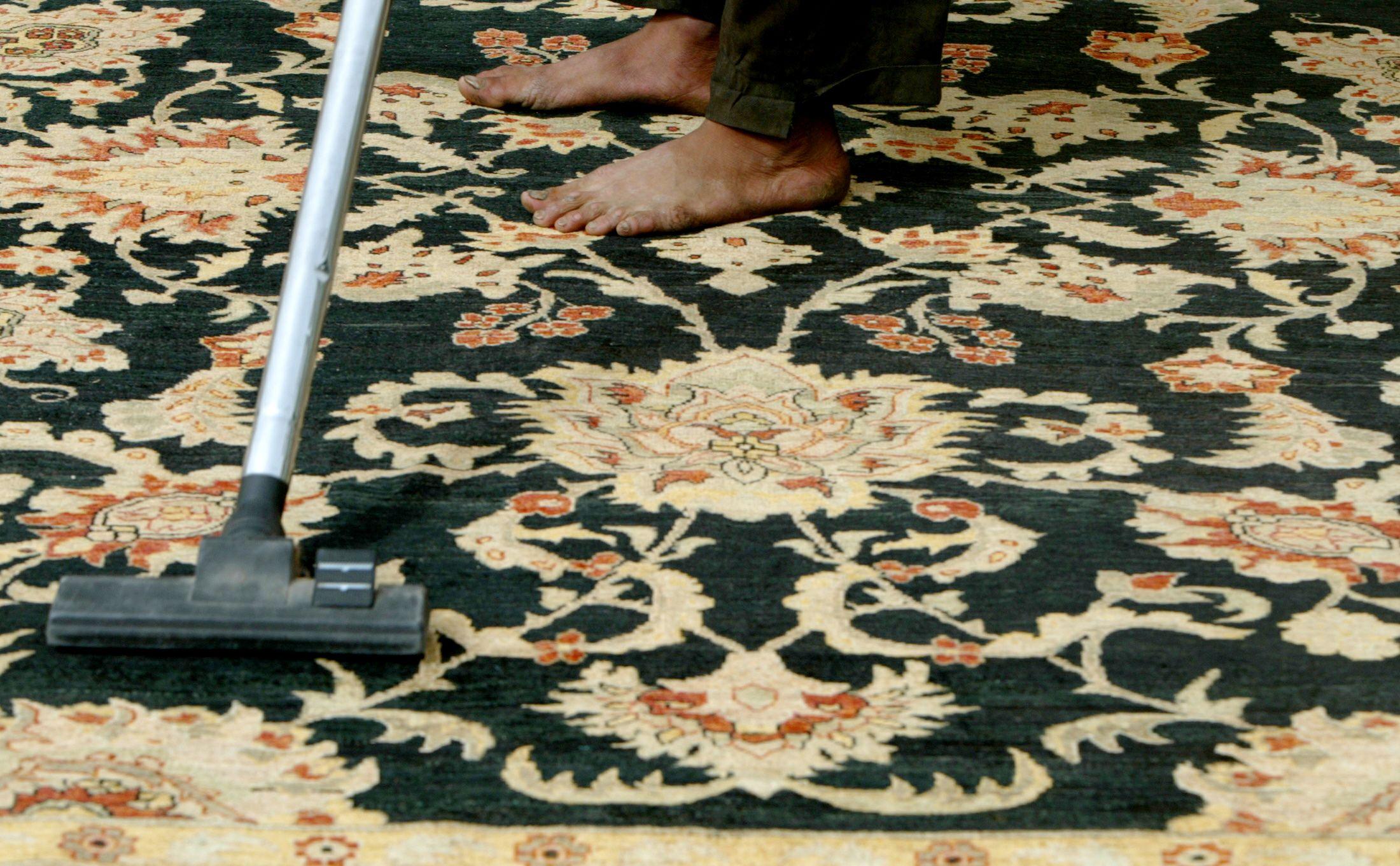 Les tapis et moquettes sont de véritables nids à bactéries