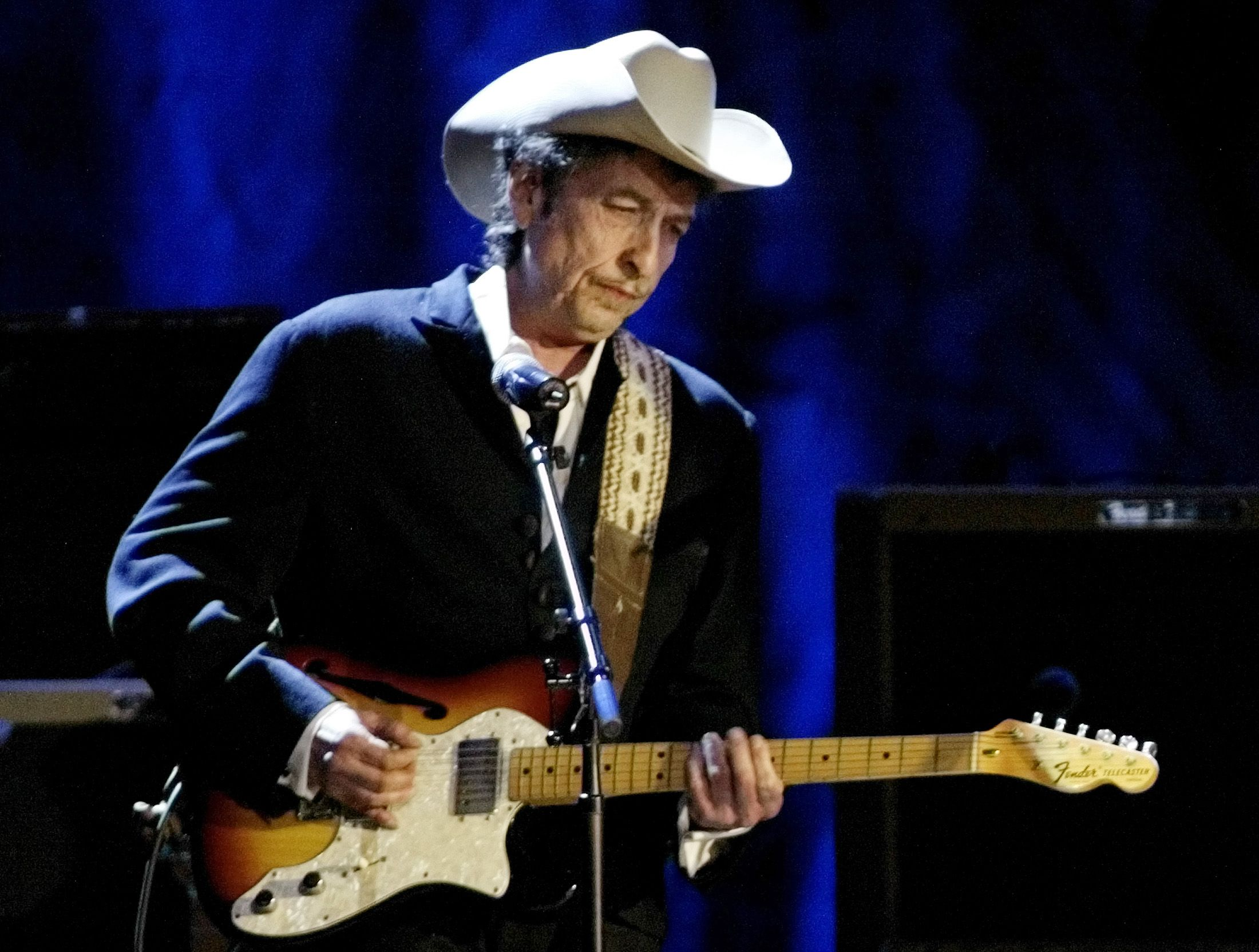 Bob Dylan a posé un lapin à Barack Obama