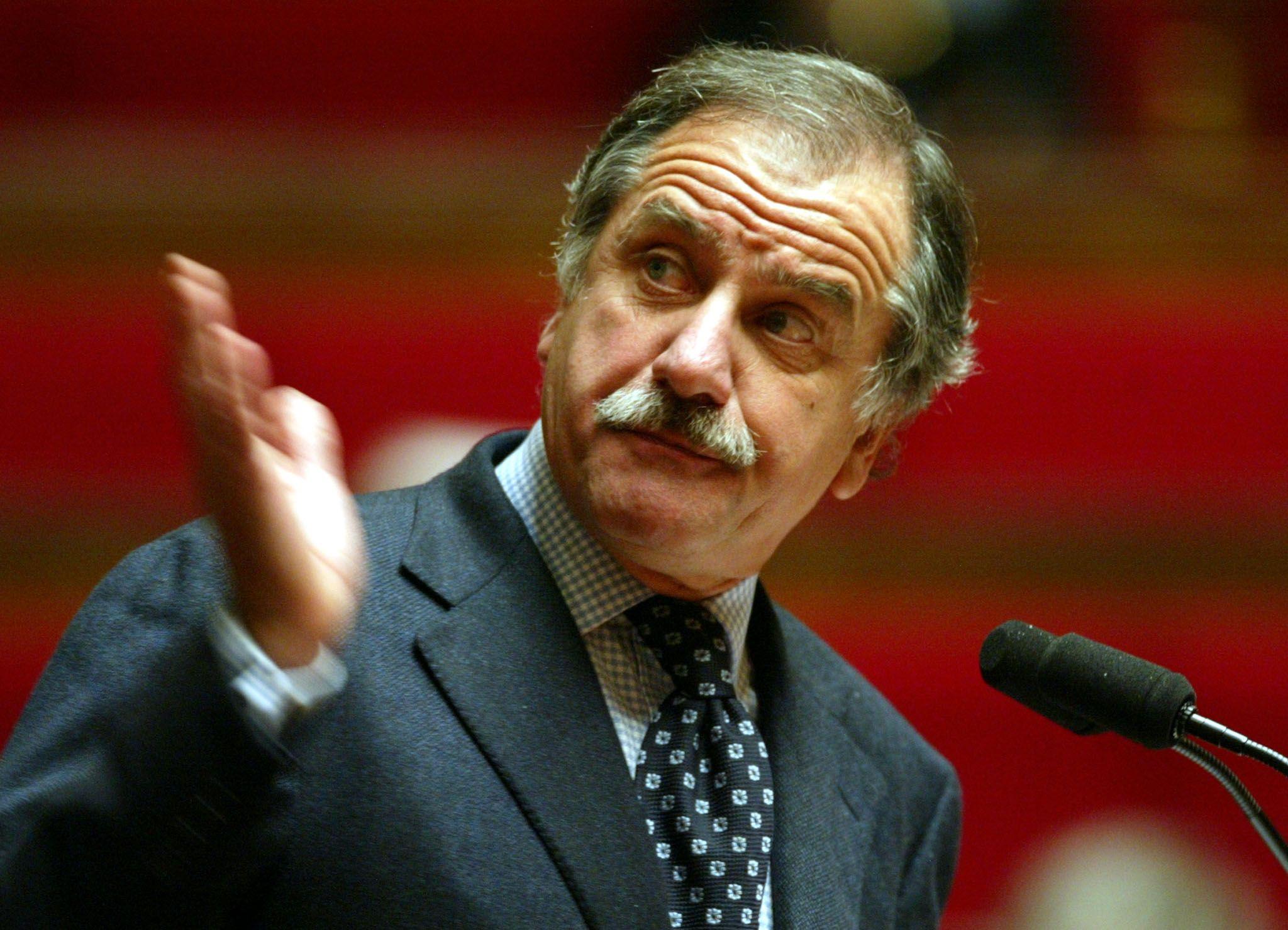2017 : Noël Mamère souhaite la candidature de Nicolas Hulot à la présidentielle