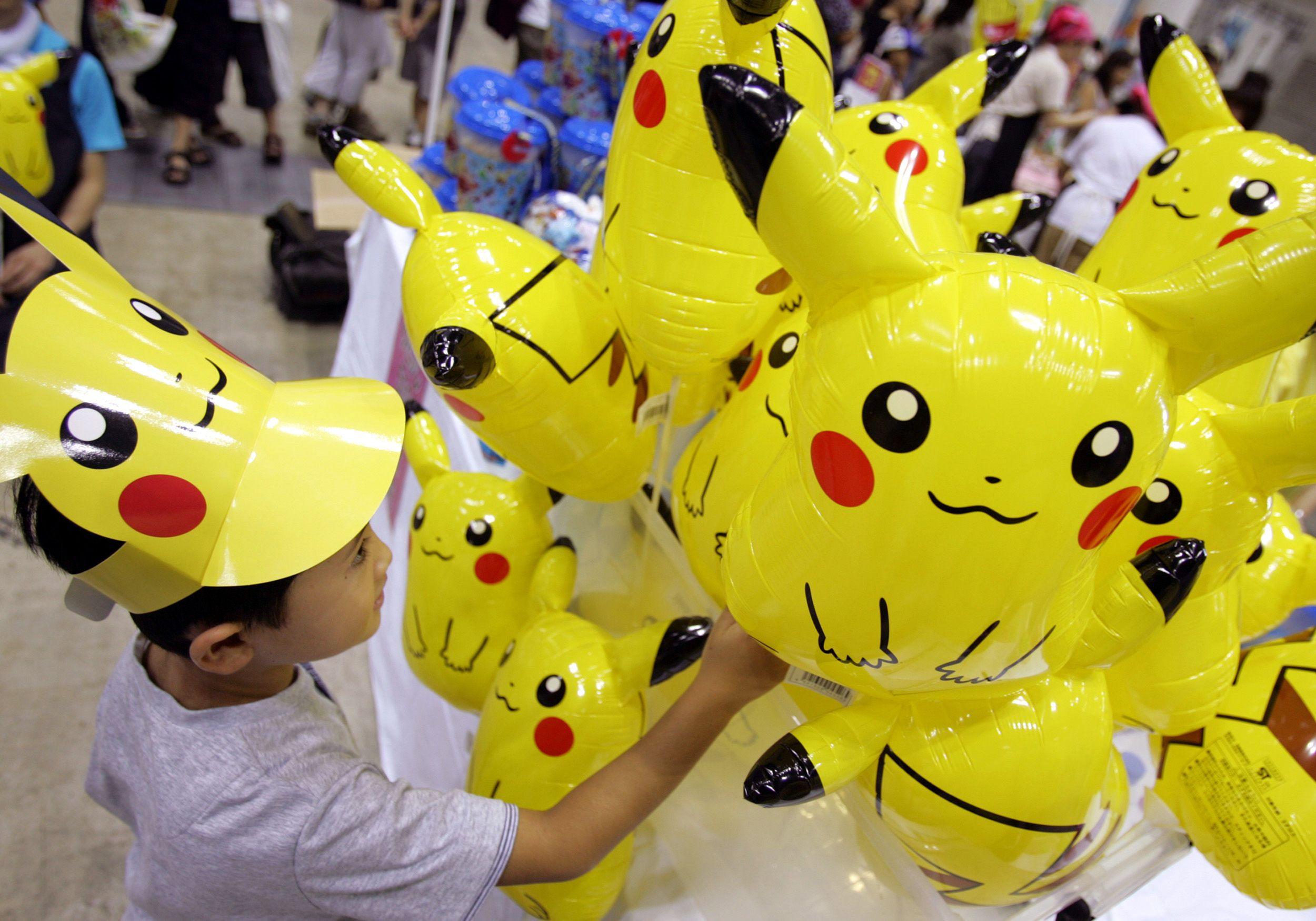 Toutes les choses insolites que les gens ont fait avec Pokemon Go