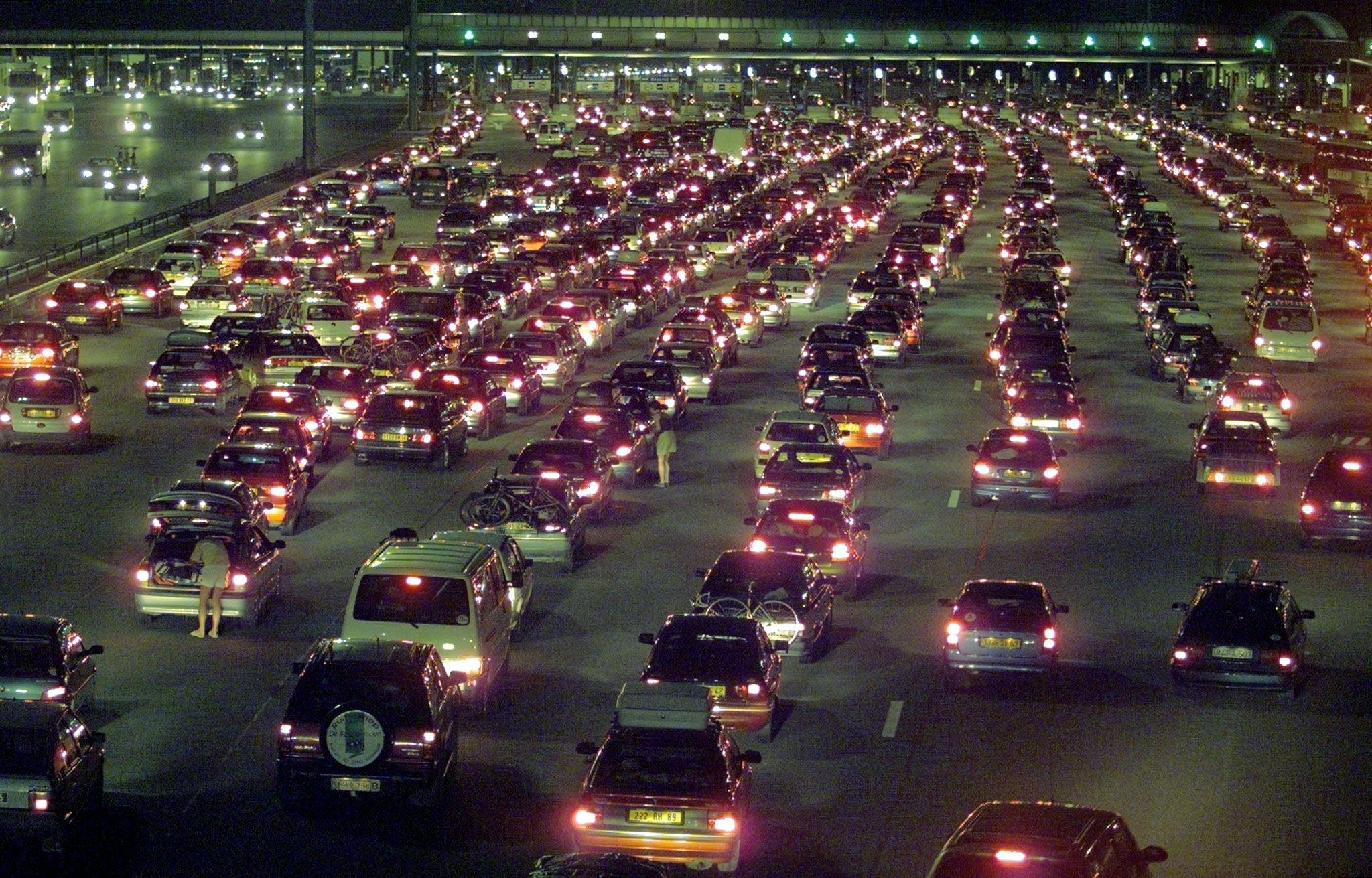 Les routes de France devraient être embouteillées ce week-end