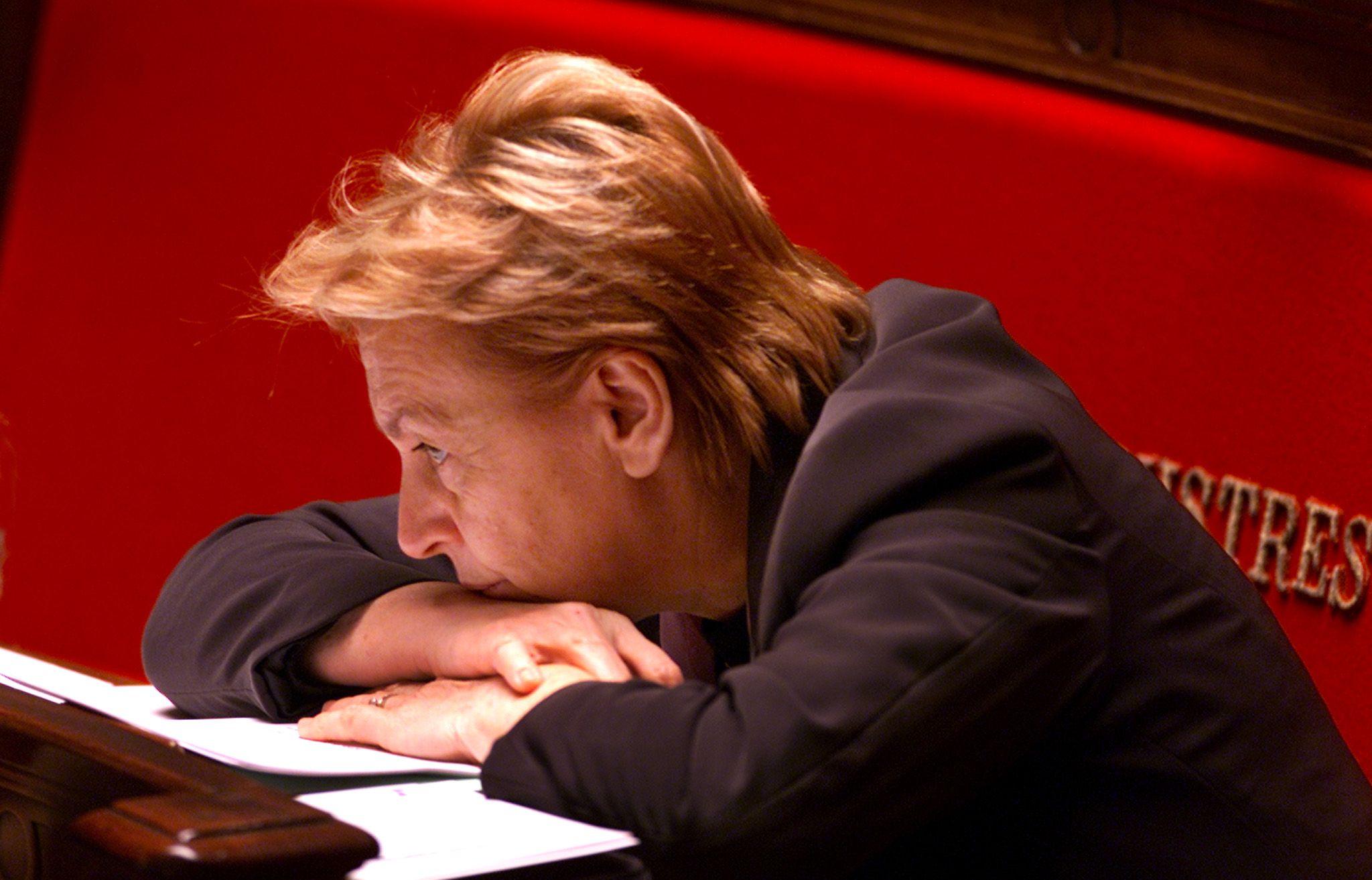 Marylise Lebranchu, ministre de la Fonction publique