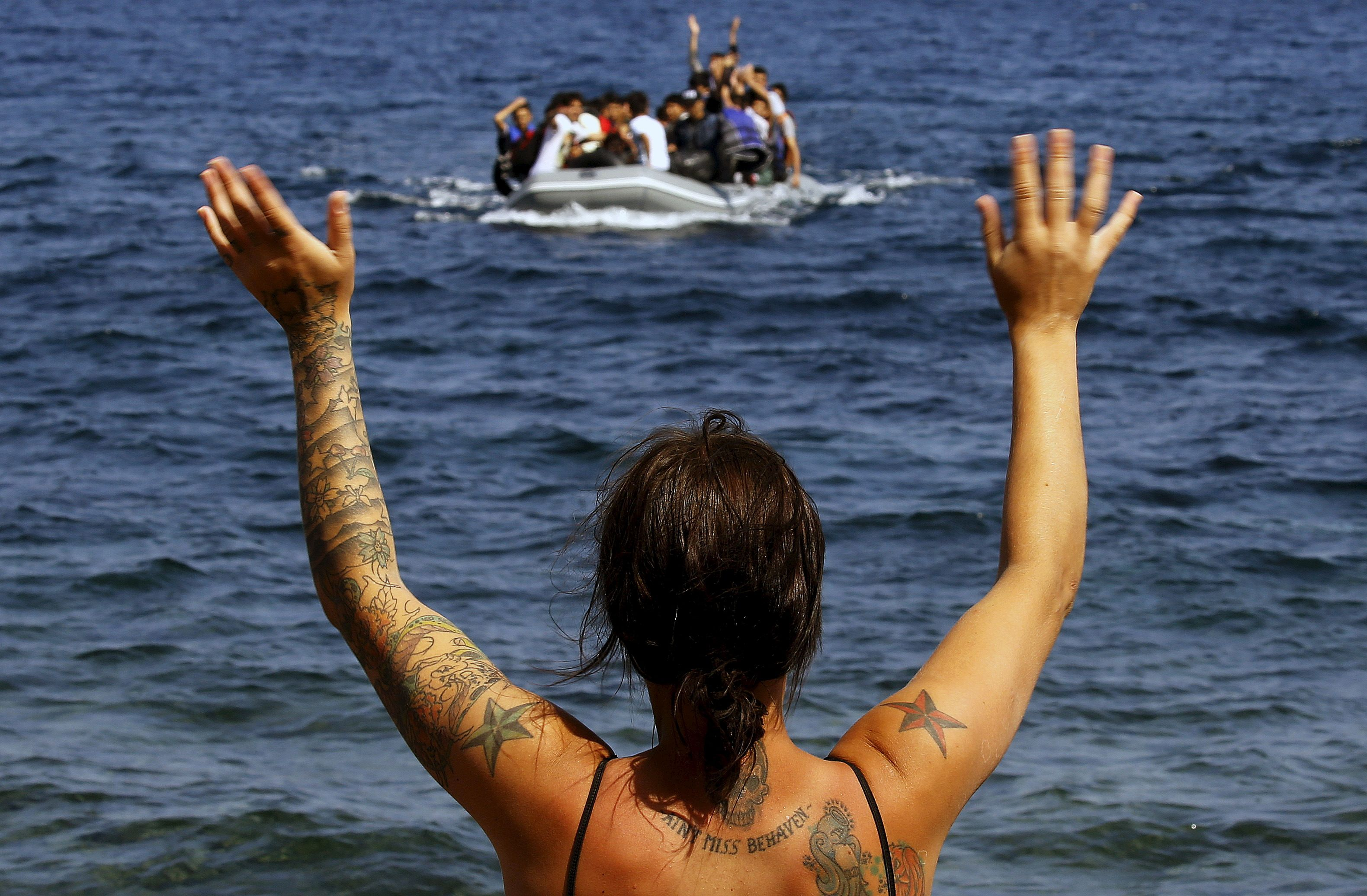 Le Liban et la Jordanie doivent aussi faire face à un afflux de migrants syriens.