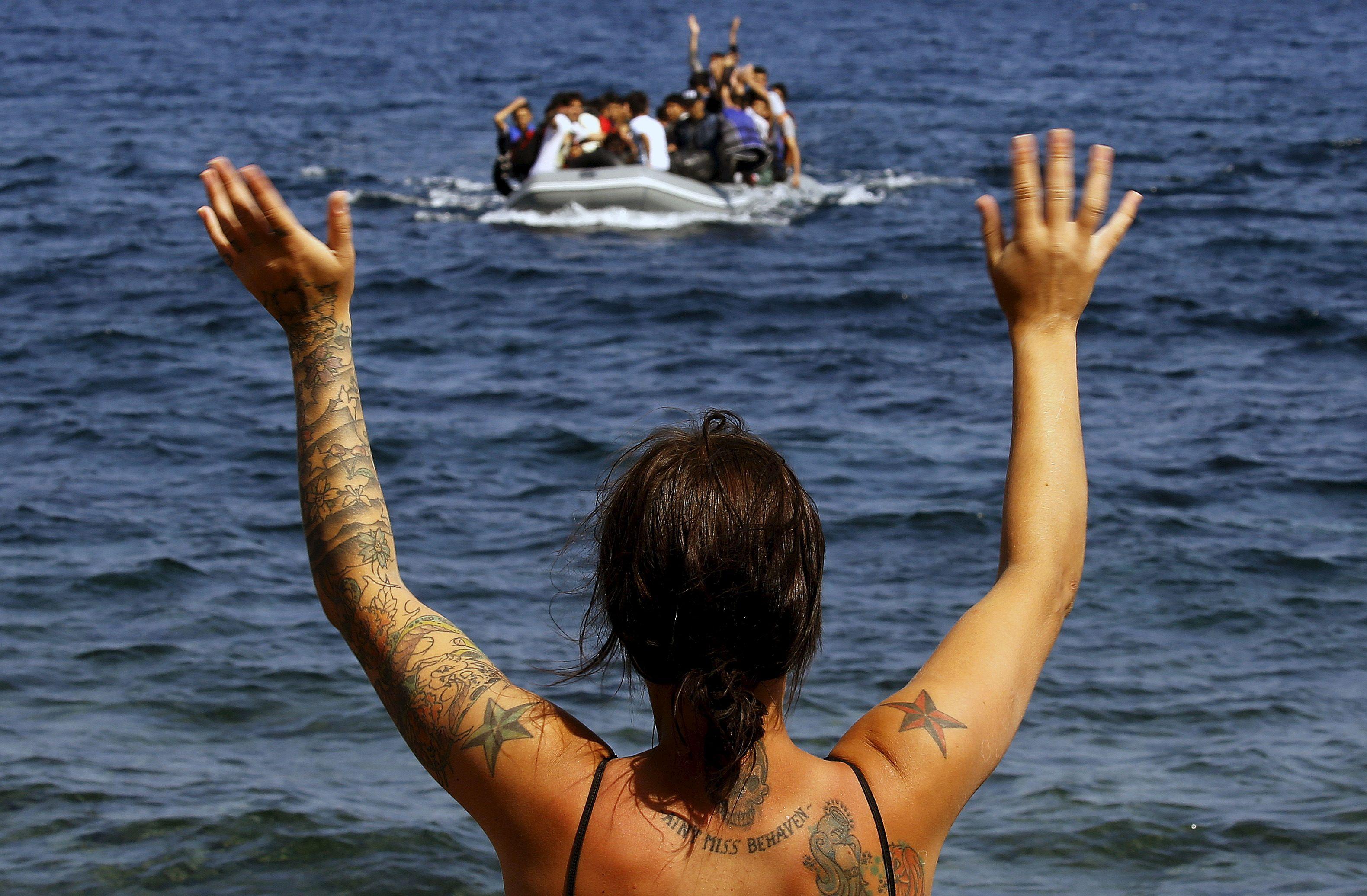 1 Français sur 2 reste opposé à l'accueil des migrants.