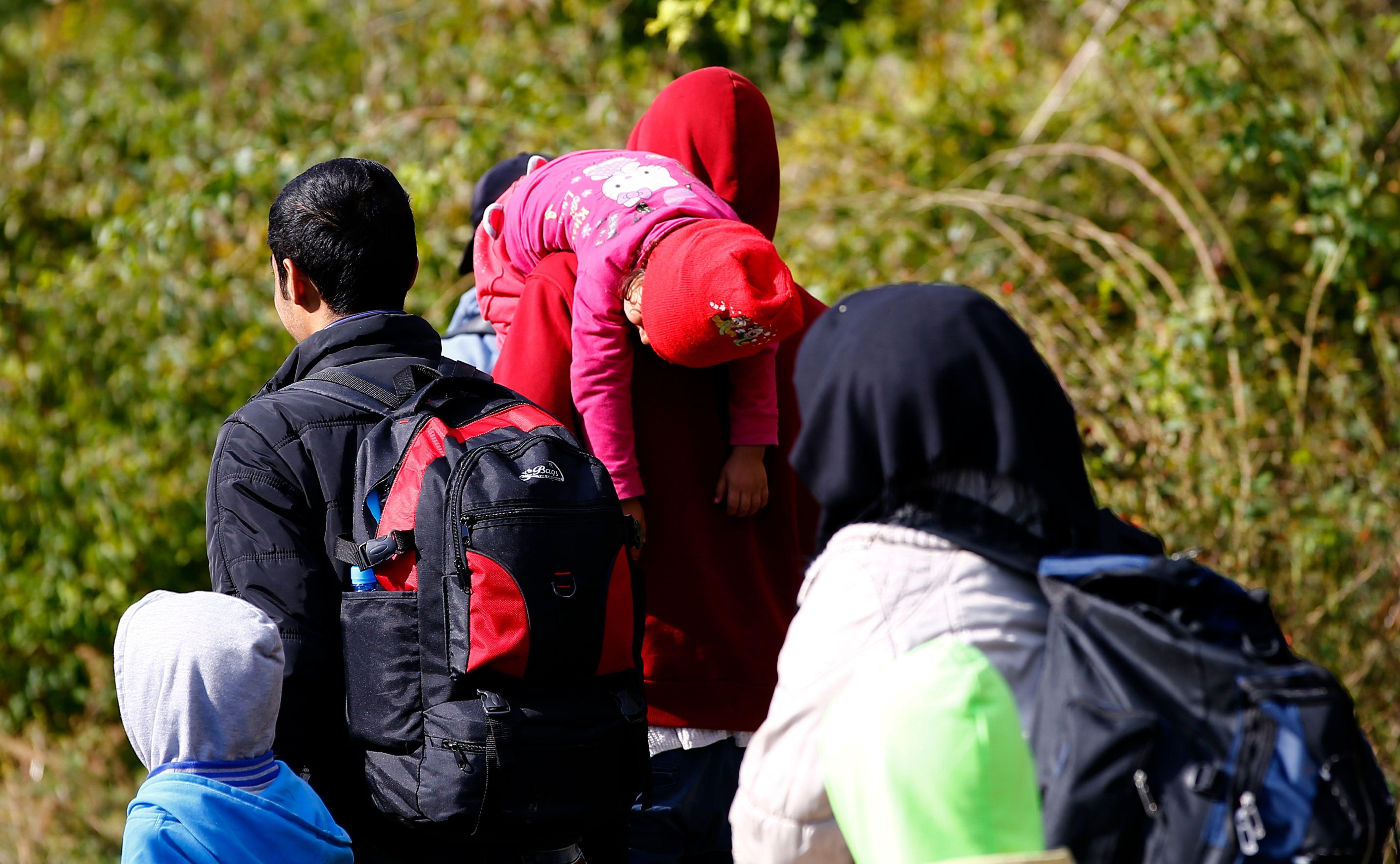 La bienveillance de la Suède et surtout du Danemark à l'égard des migrants semble en baisse.