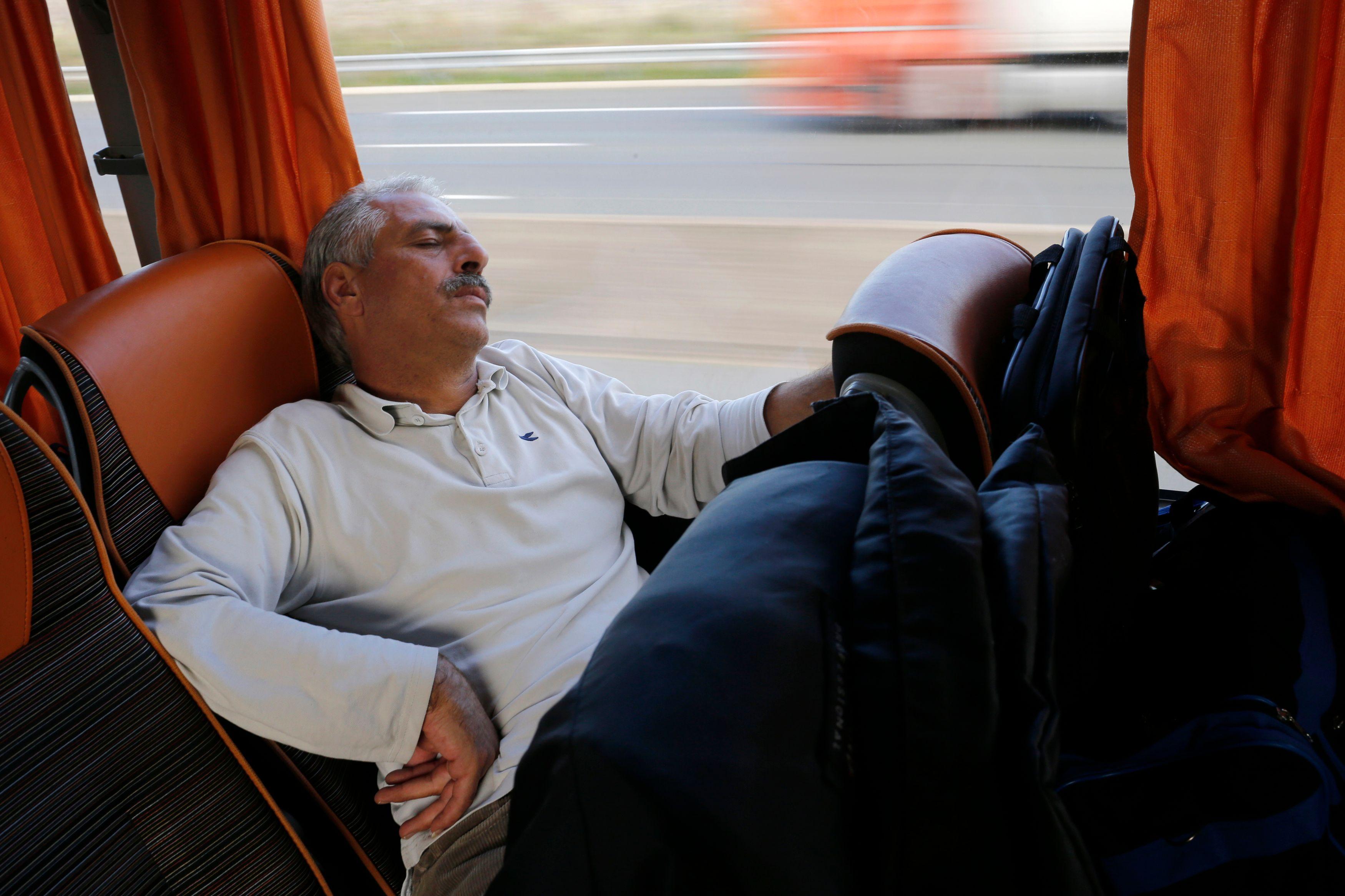 Samy Amimour avait travaillé 15 mois à la Régie des transports parisiens comme chauffeur de bus.