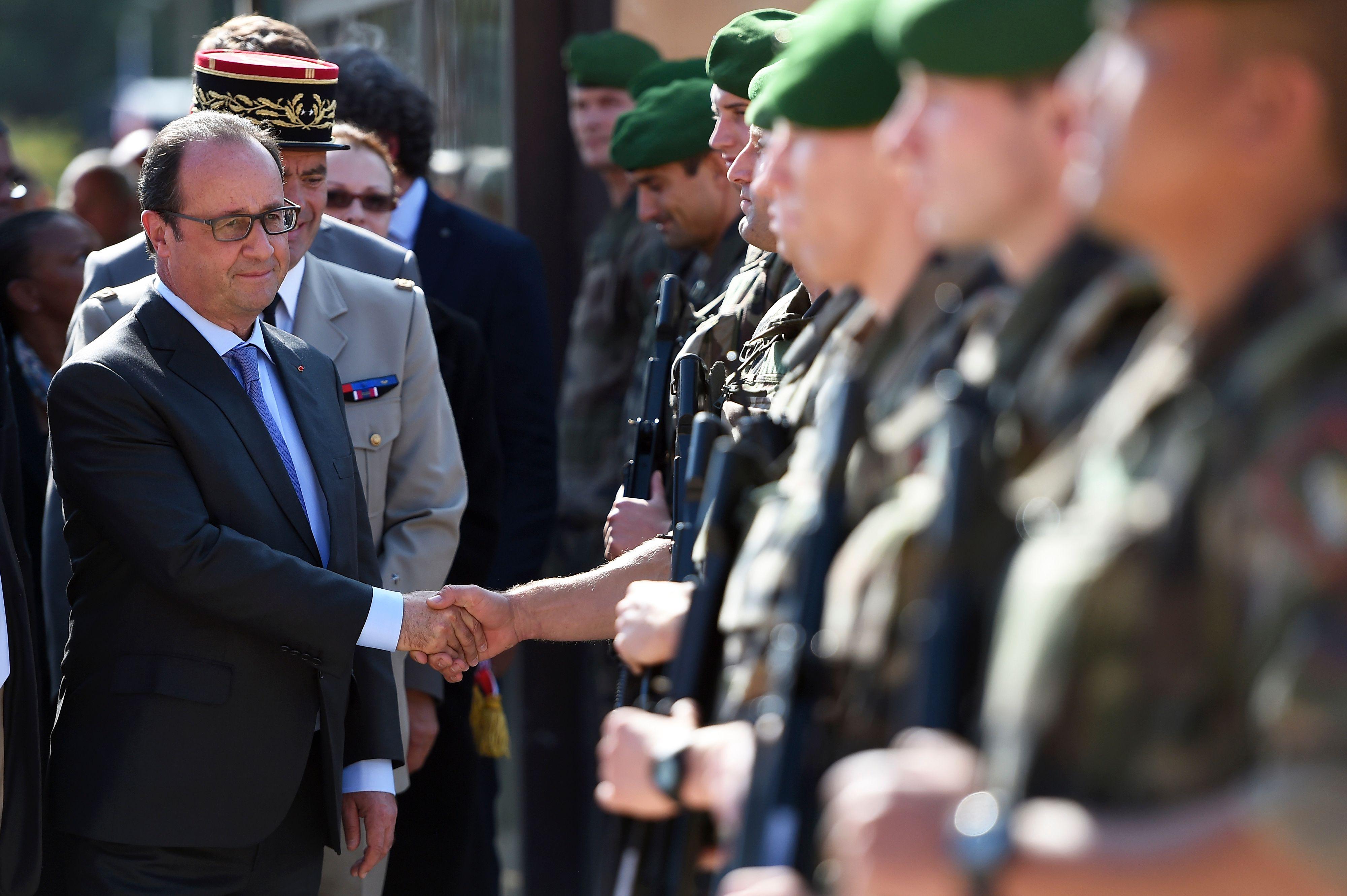 Défense : Un manque à gagner d'un milliard d'euros