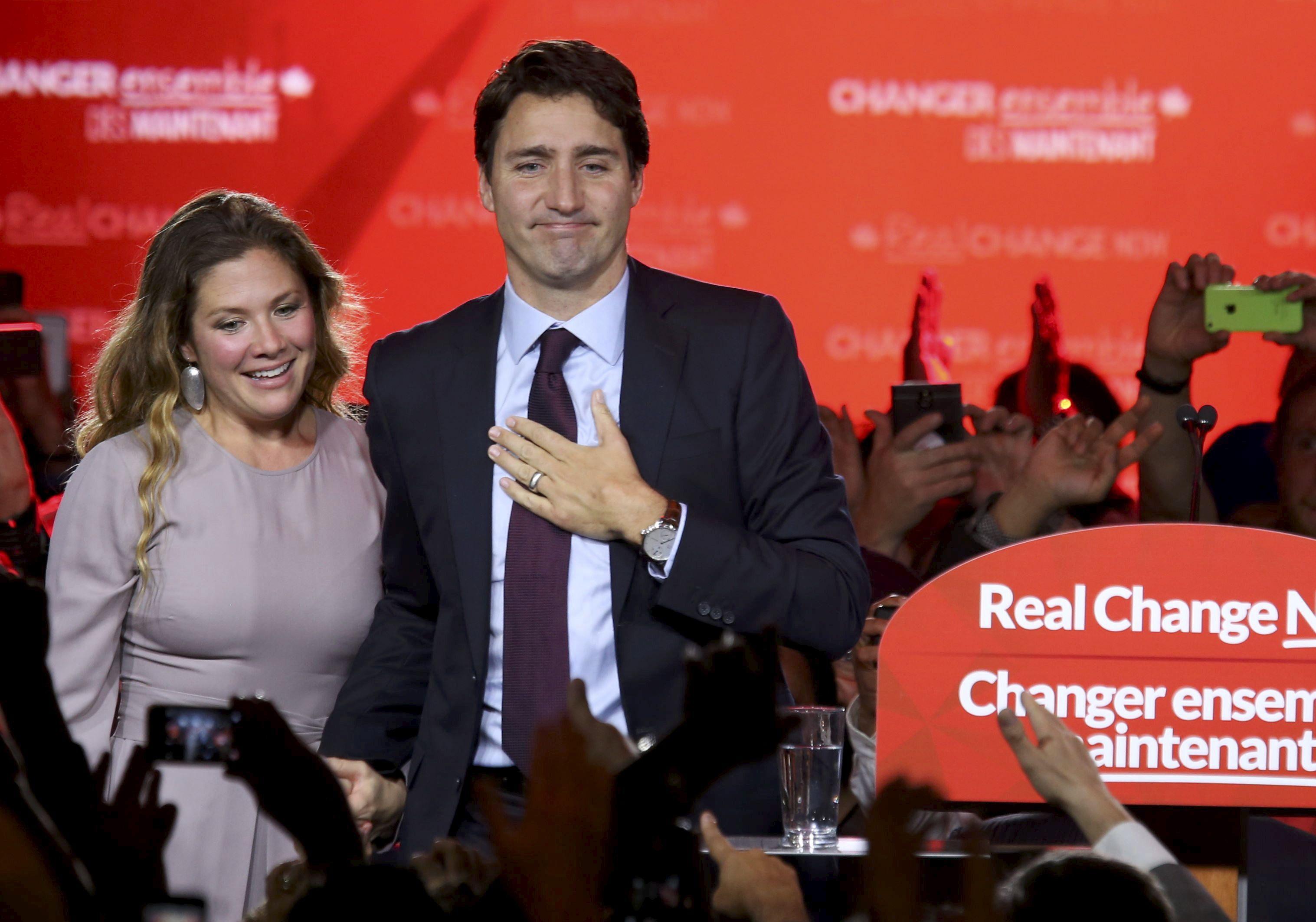 Et pour tous ceux qui voient en Emmanuel Macron un Justin Trudeau à la française, voici de quoi il s'agit vraiment
