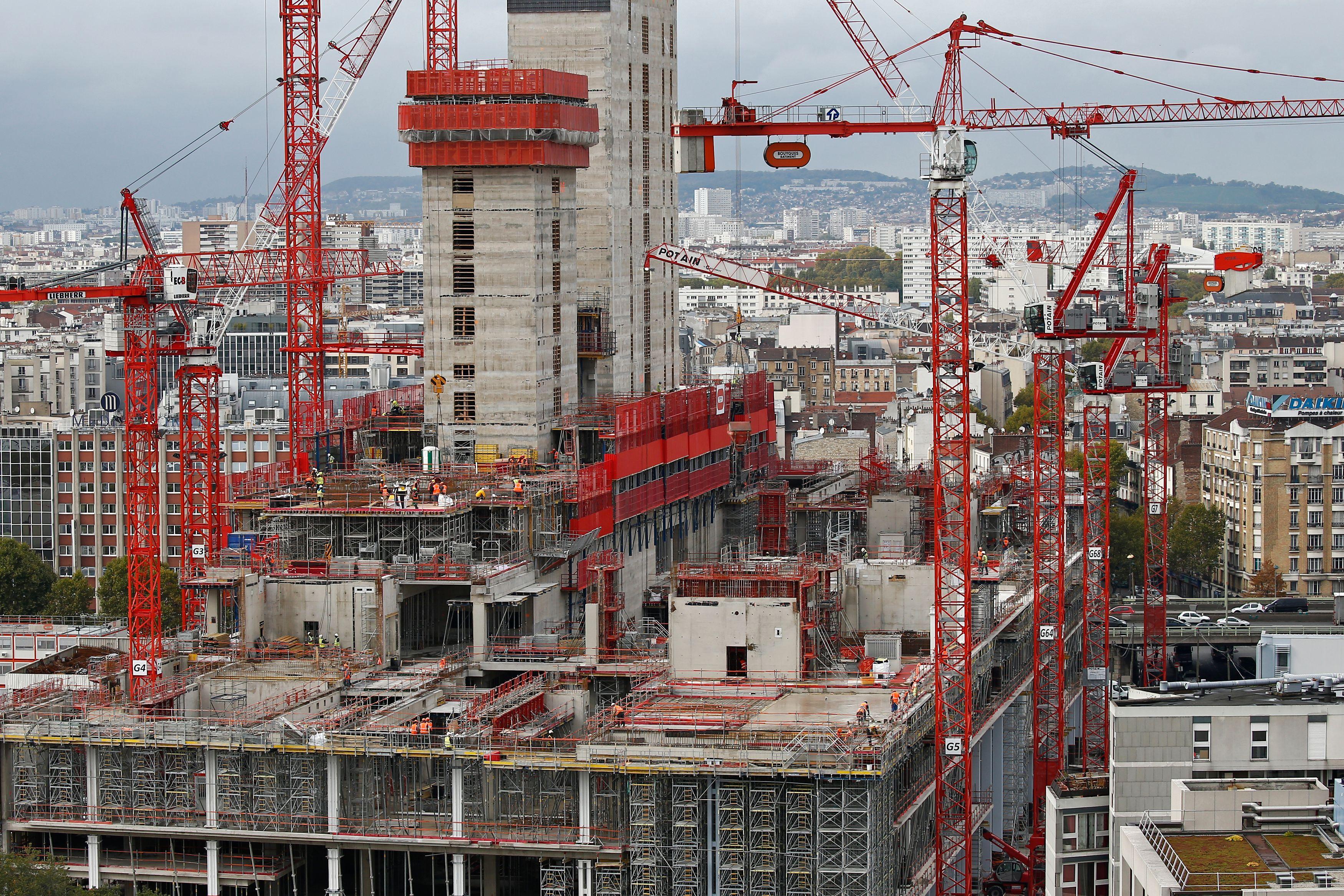 Immobilier : les loyers en baisse au premier semestre 2017, notamment à Paris