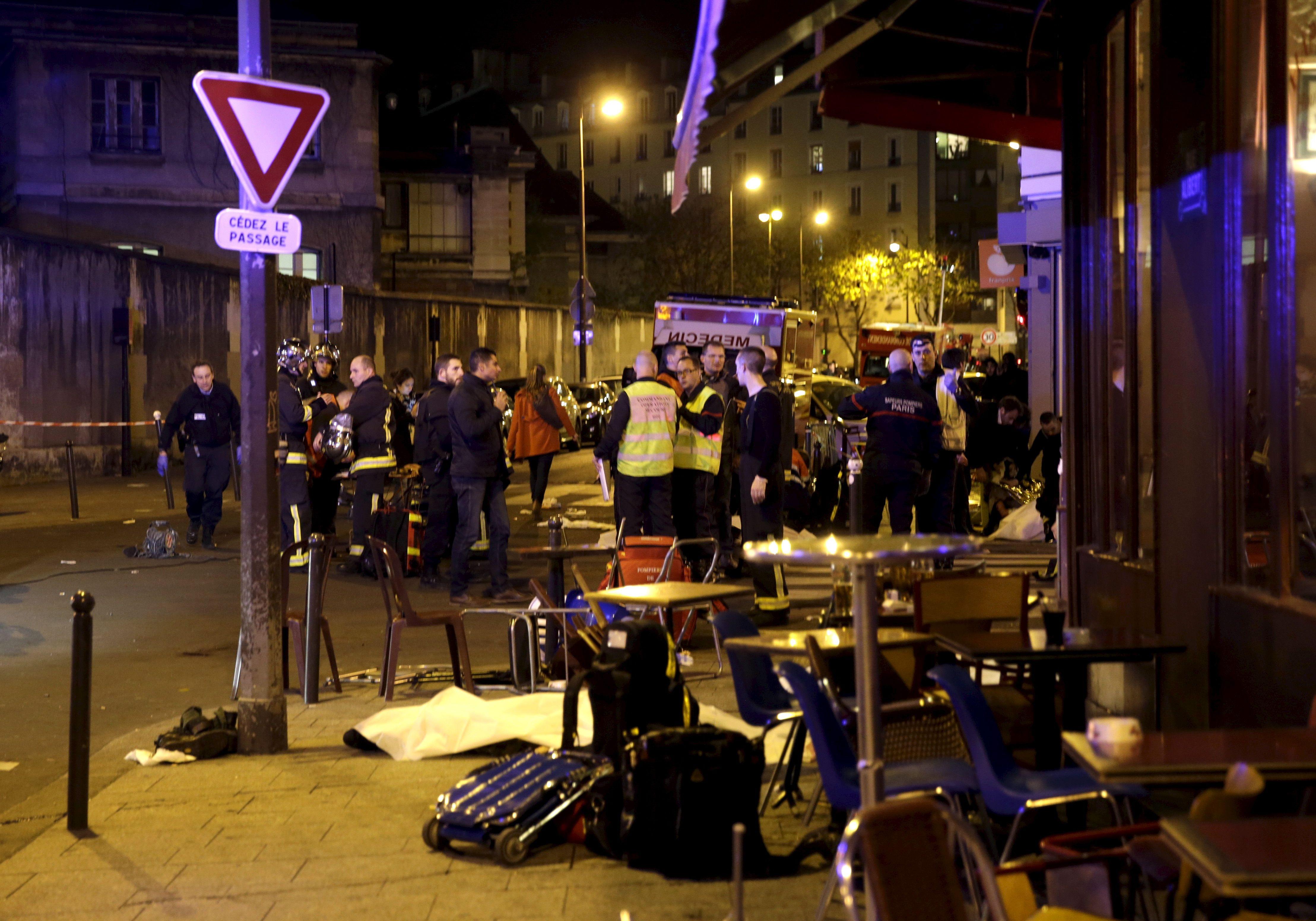 """Le """"cerveau"""" des attentats du 13 novembre identifié par la DGSE"""