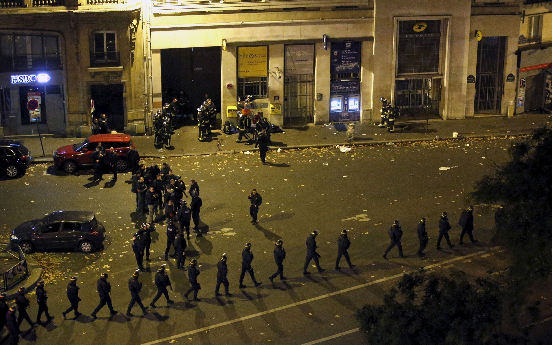 Ce lundi Manuel Valls a prévenu que la France et l'Europe doivent s'attendre à de nouvelles attaques.