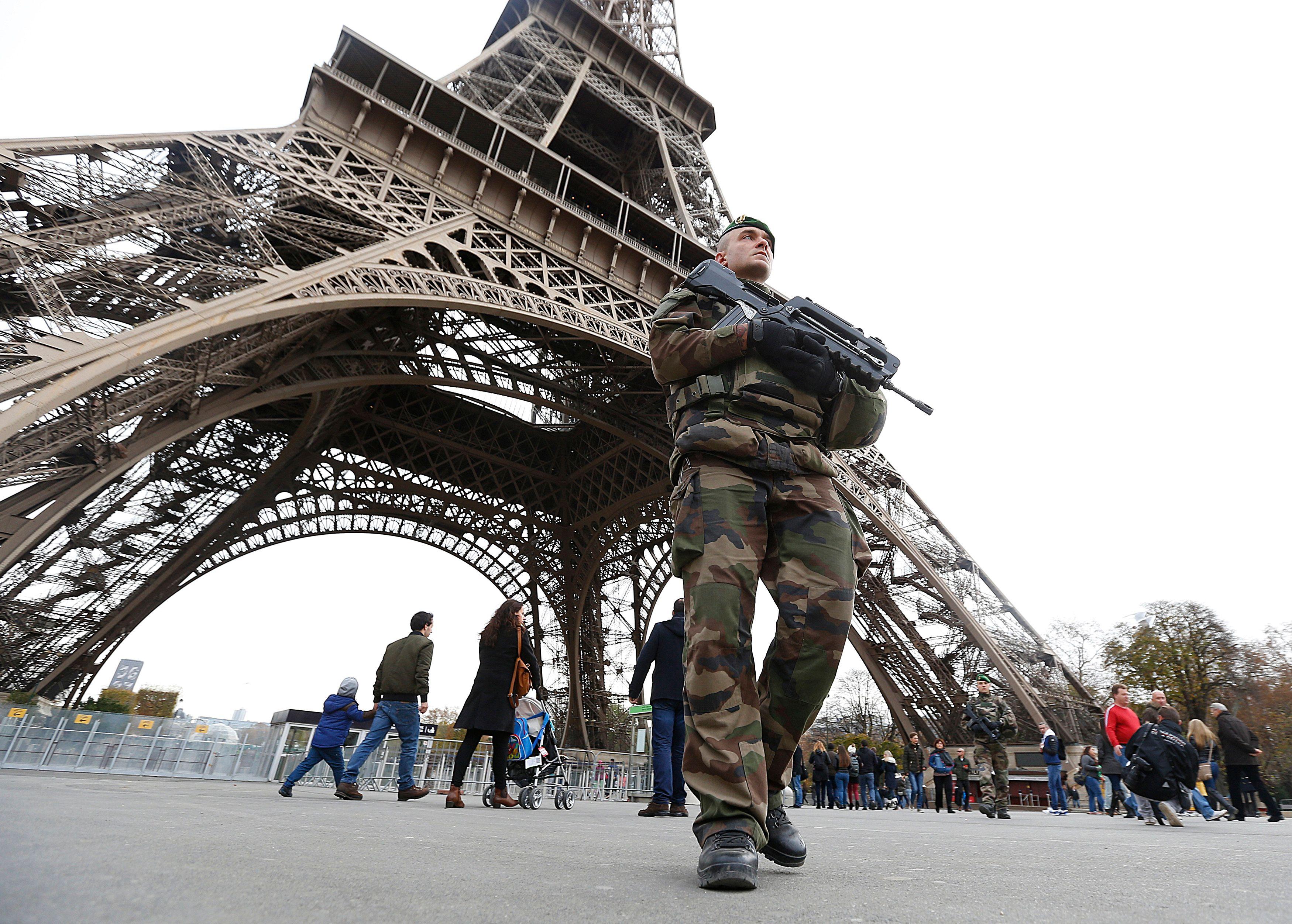 Attentats de Paris: Abdelhamid Abaaoud n'était pas seul dans le métro